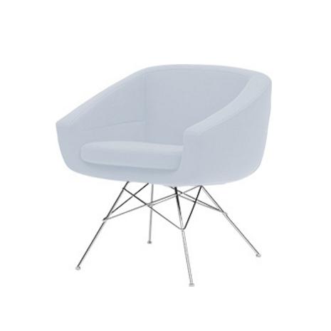 Кресло AikoИнтерьерные<br>Это стильное дизайнерское изделие отвечает всем запросам современного интерьерного дизайна: оно обладает легкой и оригинальной конструкцией, стильным цветовым решением, функциональностью и первоклассным комфортом. Кресло Aiko имеет очень удобную форму, которая позволяет расслабить спину и ноги, что особенно актуально во время или после рабочего дня. Дизайн изделия впечатляет красивой конструкцией ножек и привлекательными цветами.<br><br><br> Обивка кресла изготовлена из прочной, высококачестве...<br><br>stock: 0<br>Высота: 70<br>Высота сиденья: 45<br>Ширина: 64<br>Глубина: 58<br>Цвет ножек: Хром<br>Тип материала обивки: Ткань<br>Тип материала ножек: Металл<br>Цвет обивки: Серо-голубой