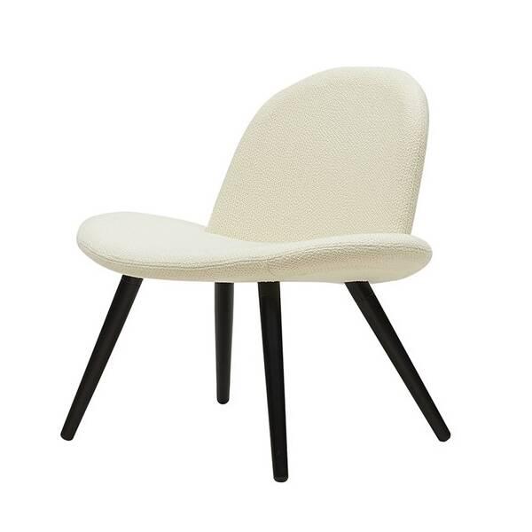 Кресло Orlando деревянноеИнтерьерные<br>Универсальное, но обладающее особым стилем и шармом кресло Orlando деревянное будет легким и красивым дополнением  в современном интерьере. Кресло имеет спокойный дизайн, благодаря которому может выступать как гармоничная и более удобная замена обычным стульям. Прямая спинка кресла способствует правильной осанке, а слегка изогнутое сиденье позволит вам отдохнуть с комфортом.<br><br><br> Шерстяная обивка кресла имеет ряд преимуществ: отличная терморегуляция сохраняет тепло, что создает дополнит...<br><br>stock: 0<br>Высота: 71<br>Высота сиденья: 40<br>Ширина: 80<br>Глубина: 65<br>Цвет ножек: Черный<br>Материал ножек: Массив ясеня<br>Материал обивки: Шерсть<br>Тип материала ножек: Дерево<br>Цвет обивки: Светло-бежевый