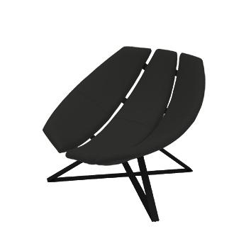 Кресло RadarИнтерьерные<br>Абсолютно уникальное по своему дизайну кресло Radar способно в любой интерьер привнести массу положительных эмоций и освежить его новыми формами и цветами. Изделие совершенно оправдывает свое название — форма кресла напоминает некий радар или приемник, установленный на специальной металлической конструкции. Такой экстравагантный дизайн был создан не в ущерб удобству, кресло очень комфортно, в нем можно расположиться сидя или даже полулежа.<br><br><br> Кресло Radar имеет обивку из войлока, котор...<br><br>stock: 0<br>Высота: 66<br>Высота сиденья: 38<br>Ширина: 106<br>Глубина: 75<br>Цвет ножек: Черный<br>Материал обивки: Шерсть, Полиамид<br>Коллекция ткани: Felt<br>Тип материала обивки: Ткань<br>Тип материала ножек: Металл<br>Цвет обивки: Черный