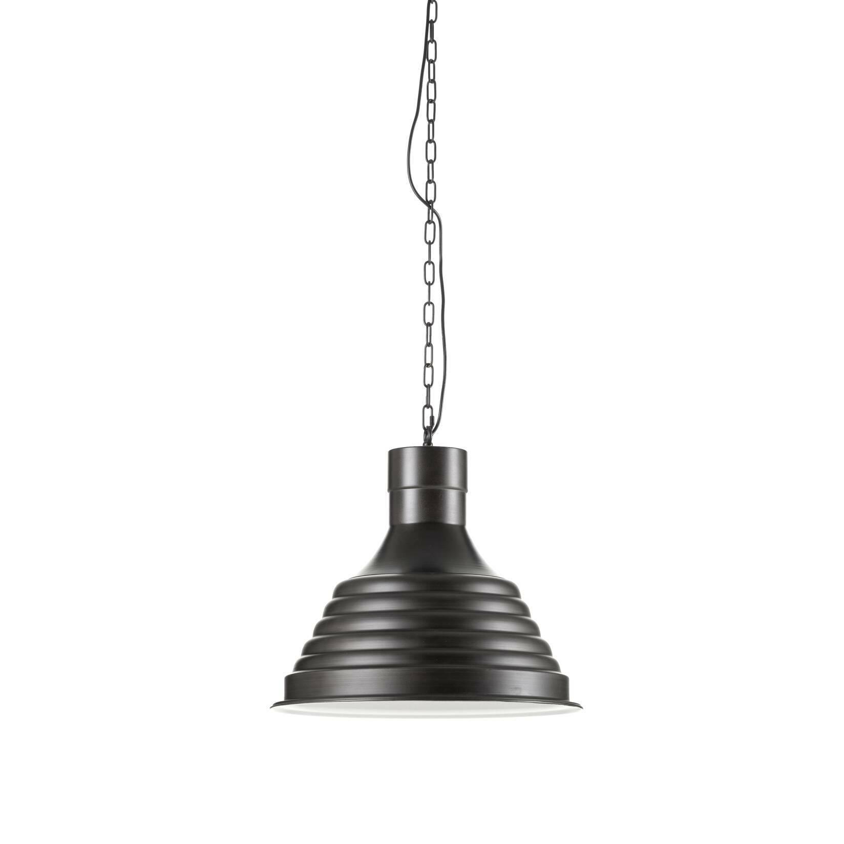 Подвесной светильник SigmaПодвесные<br><br><br>stock: 13<br>Высота: 40<br>Ширина: 47,5<br>Длина: 47,5<br>Количество ламп: 1<br>Материал абажура: Металл<br>Ламп в комплекте: Нет<br>Напряжение: 220<br>Тип лампы/цоколь: E27<br>Цвет абажура: Бронза черная