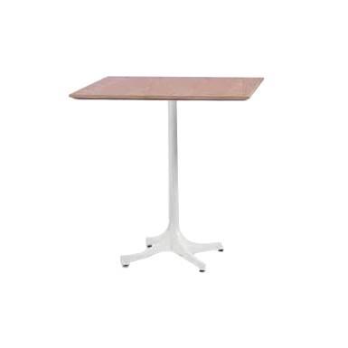 Барный стол Pedestal квадратный