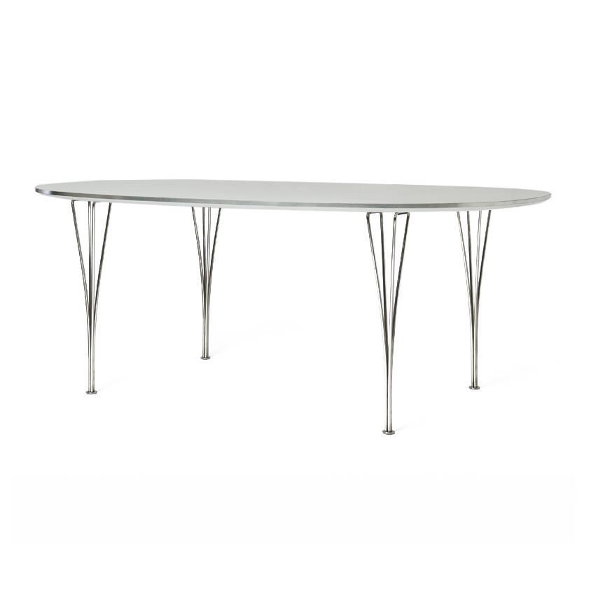 Обеденный стол Super-Elliptical 180х120 стол обеденный опора металл орех монпелье 432903 шатура столы обеденные