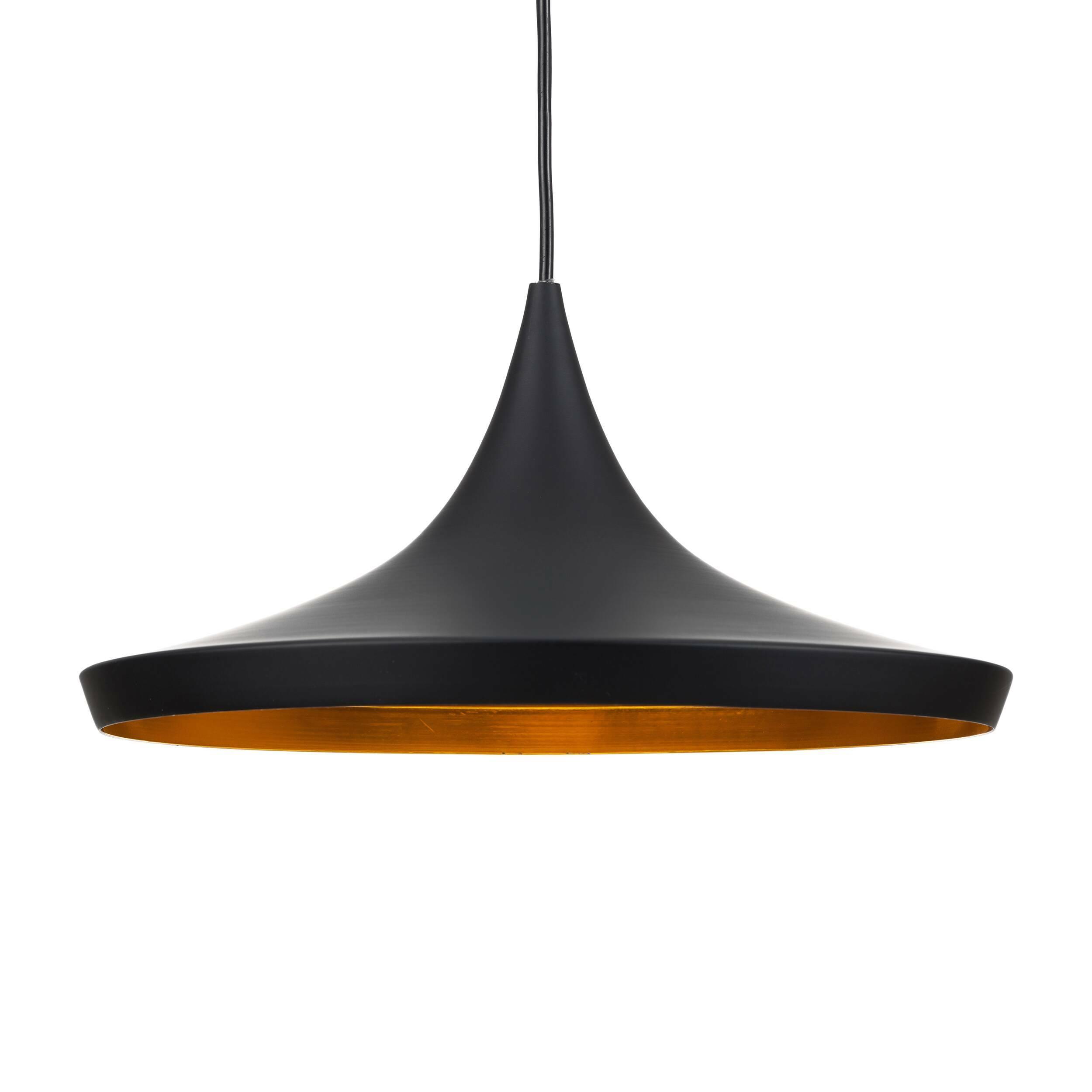 Подвесной светильник Beat Wide с чеканкой диаметр 36