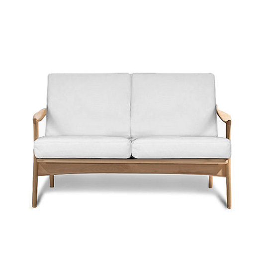 Диван Model 711 длина 127,5Двухместные<br>Дизайнерский легкий двухместный мягкий диван Model 711 (Модель 711) длиной 127,5 с деревянным каркасом от Cosmo (Космо).<br><br><br> Диван Model 711 длина 127,5 — творение Фредрика Кайзера, который является одним из наиболее уважаемых проектировщиков мебели из Норвегии. Яркая, функциональная, современная и легкая — вот особенности мебели Фредрика Кайзера, но кроме этого, их же можно описать как классические, с явным влиянием ремесленных традиций «датского» мебельного дизайна.<br><br><br> Оригинальный ...<br><br>stock: 0<br>Высота: 77<br>Высота сиденья: 39.5<br>Глубина: 81<br>Длина: 127.5<br>Материал каркаса: Массив дуба<br>Материал обивки: Шерсть, Нейлон<br>Тип материала каркаса: Дерево<br>Коллекция ткани: T Fabric<br>Тип материала обивки: Ткань<br>Цвет обивки: Серый<br>Цвет каркаса: Дуб