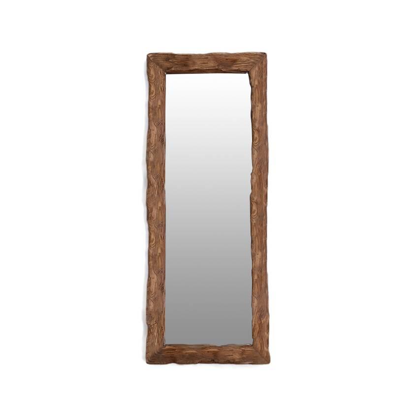 Зеркало Cube_LНастенные<br><br><br>stock: 0<br>Высота: 160<br>Ширина: 10<br>Материал: Сосна<br>Цвет: Дуб<br>Длина: 65