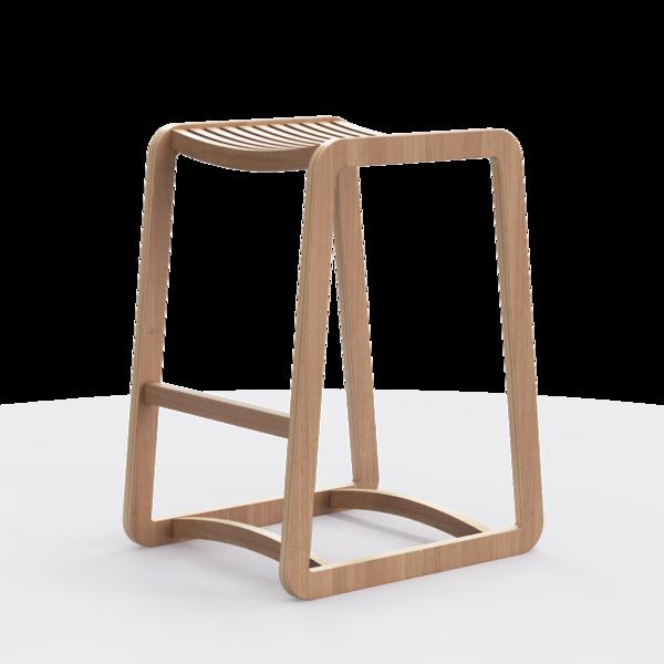 Барный стул Degerfors SПолубарные<br>Dagerfors — небольшой модельный ряд мебели для жизни, состоящий из стульев, выполненных в одной стилистике. В каждой детали изделий узнается популярный среди динамичных и целеустремленных европейцев скандинавский стиль. Как и прочая продукция бренда, Dagerfors отличаются отличным качеством и лаконичностью. К ним невозможно придраться — в них читается пристальный контроль дизайнеров и производителей от ножек до самой спинки! Многообразие размеров, форм и цветовых вариантов поможет найти подход...<br><br>stock: 0<br>Высота: 65<br>Ширина: 41<br>Глубина: 50<br>Материал каркаса: Фанера, шпон дуба<br>Тип материала каркаса: Фанера<br>Цвет каркаса: Коричневый