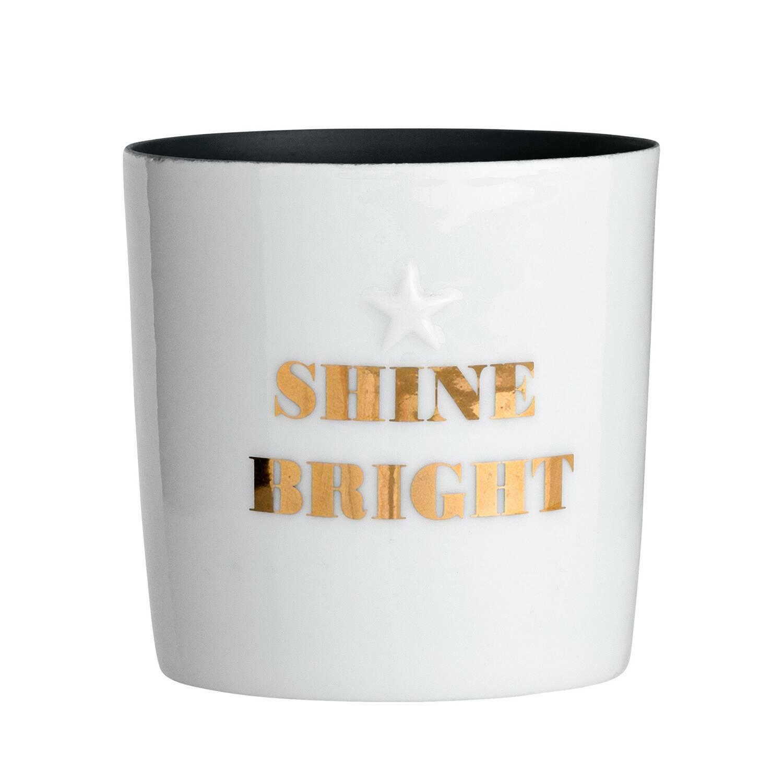 Подсвечник Bloomingville Shine Bright bloomingville подсвечник фонарь gold