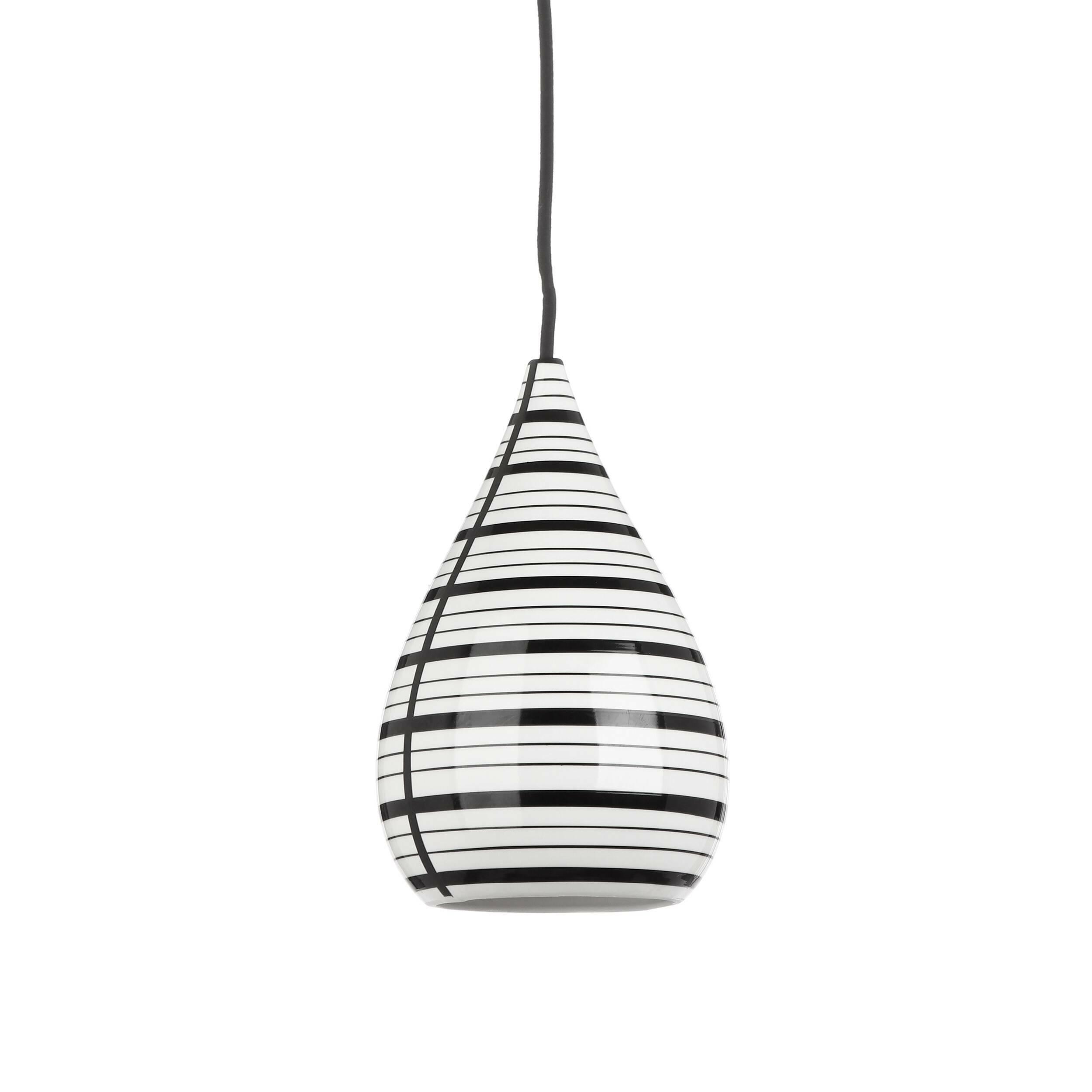 Подвесной светильник Circle LineПодвесные<br>Подвесной светильник Circle Line — это классическая лампа из фарфора с ручной росписью черными линиями. Circle Line будет уместно смотреться в широком диапазоне интерьерных решений. Используйте подвесной светильник Circle Line в монохромных интерьерах или сочетайте их.<br><br><br><br> Circle Line также доступны в виде подвесного и настенного светильников.<br><br>stock: 1<br>Высота: 24<br>Диаметр: 14.5<br>Длина провода: 150<br>Доп. цвет абажура: Черный<br>Материал абажура: Фарфор<br>Мощность лампы: 40/60<br>Ламп в комплекте: Нет<br>Тип лампы/цоколь: E27<br>Цвет абажура: Белый