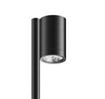 Уличный светильник Roll Midi Ground, Black оборудование для производства малых архитектурных форм