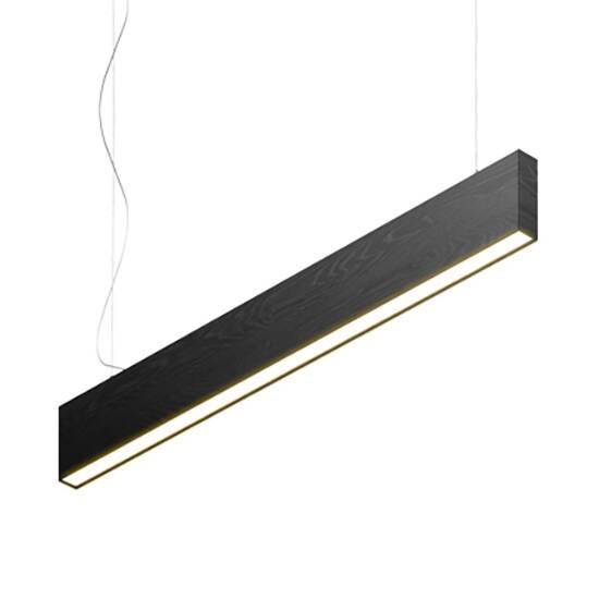 Подвесной светильник Timber Lamp, Black