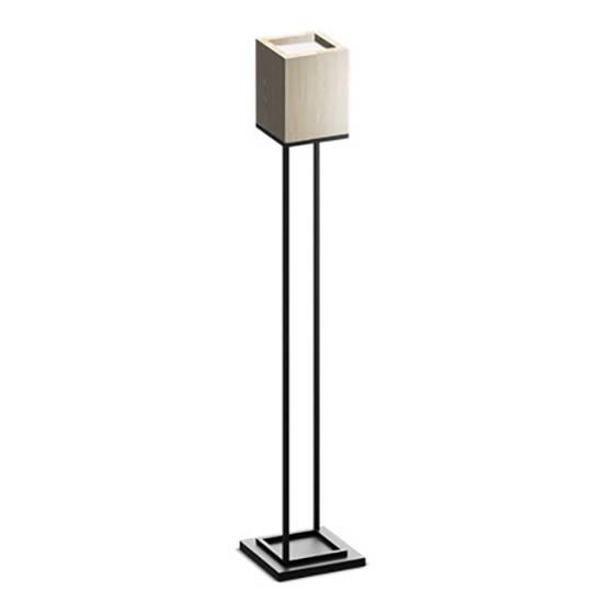 Напольный светильник Cubx 2, Oak