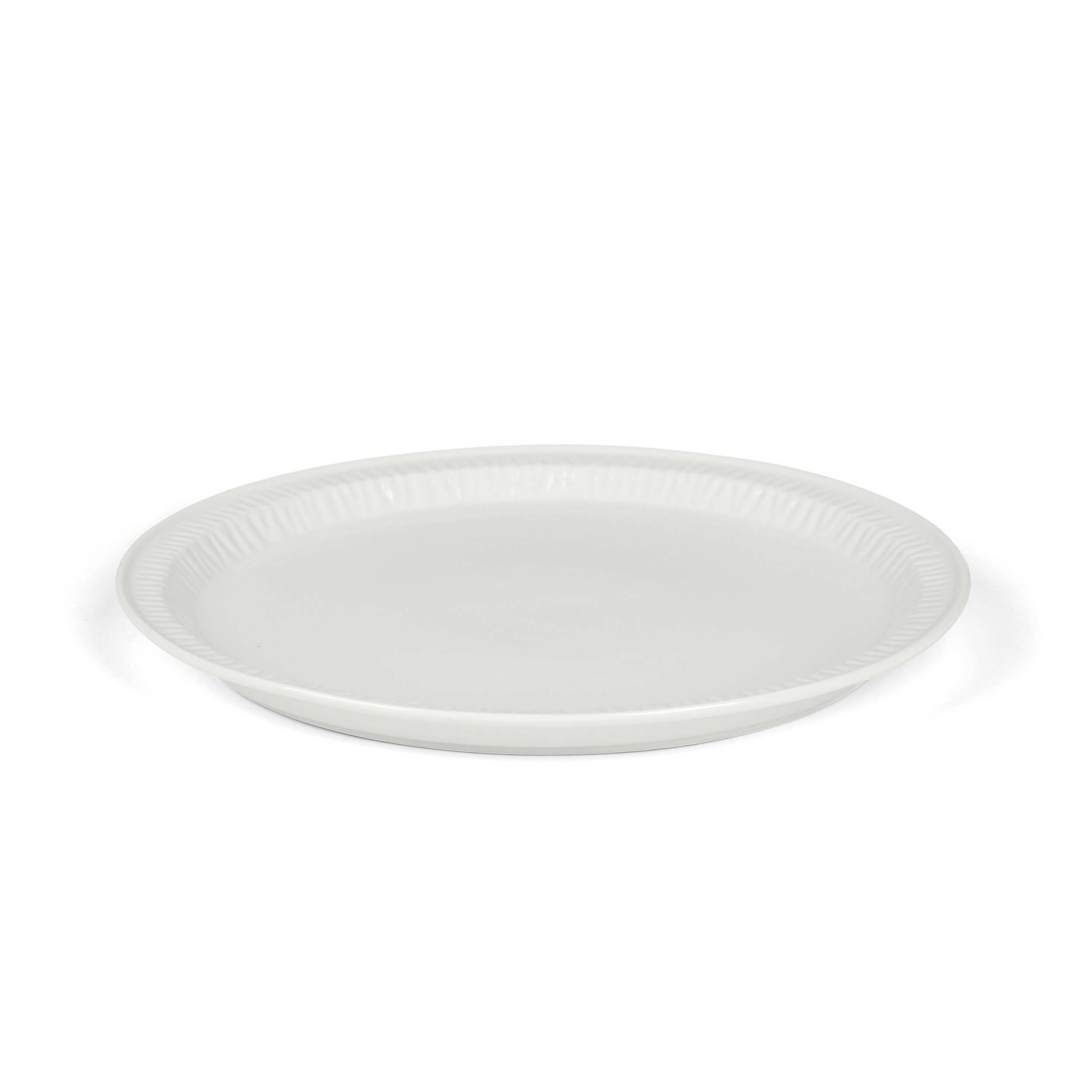 Блюдо Estetico QuotidianoПосуда<br>Блюдо Estetico Quotidiano из коллекции столовой посуды Estetico Quotidiano. Что в нашей жизни может быть привычнее и незаметнее, чем, например, одноразовая посуда или пластиковые бутылки? Разве только посуда в собственном доме, на рисунок которой уже давно не обращаешь внимания.<br><br><br> Дизайнер Алессандро Дзамбелли совместно с компанией Seletti выпустили коллекцию столовой посуды под названием Estetico Quotidiano, что можно перевести с итальянского языка как «эстетика повседневности». ...<br><br>stock: 26<br>Материал: Фарфор<br>Цвет: Белый<br>Диаметр: 28