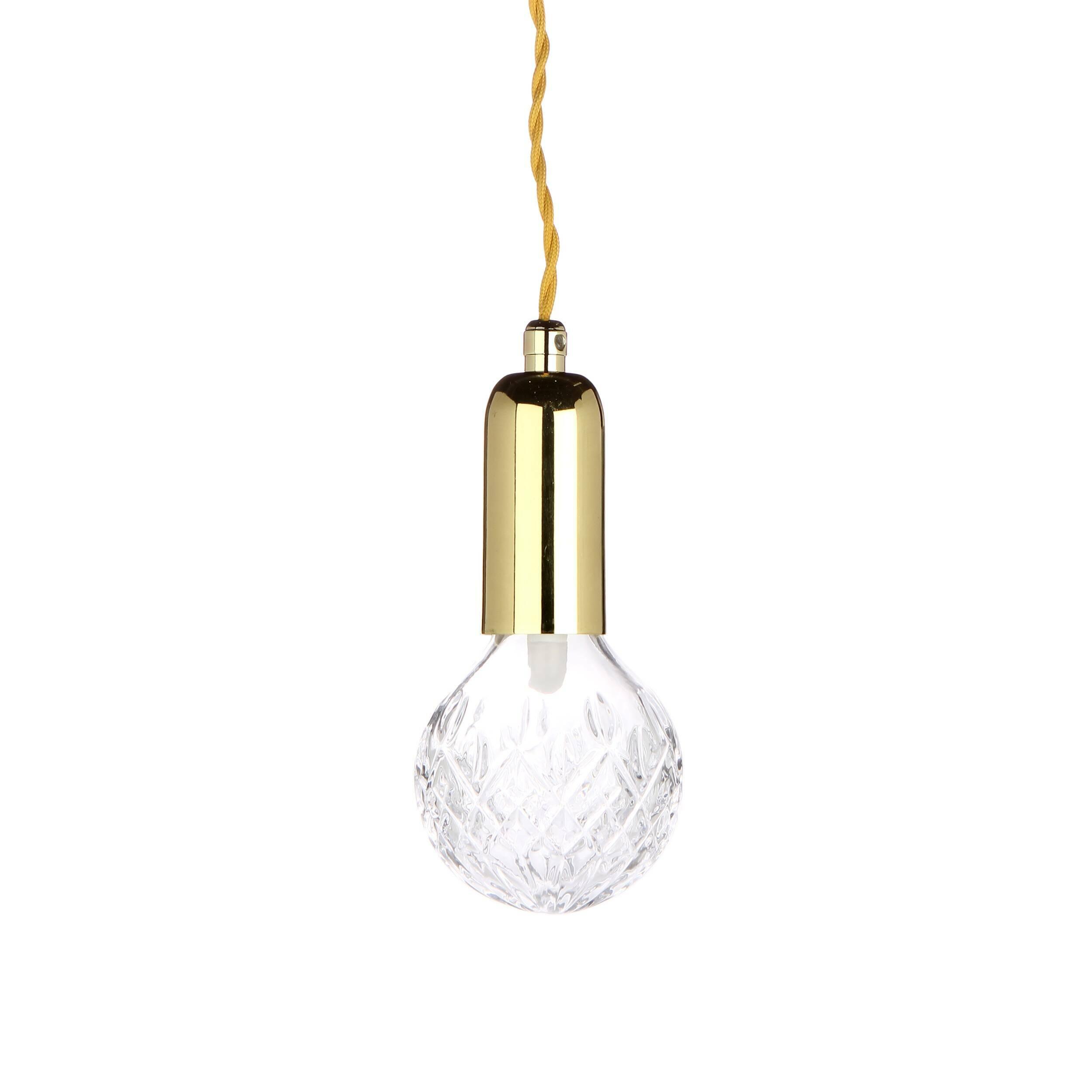 Подвесной светильник Crystal Bulb