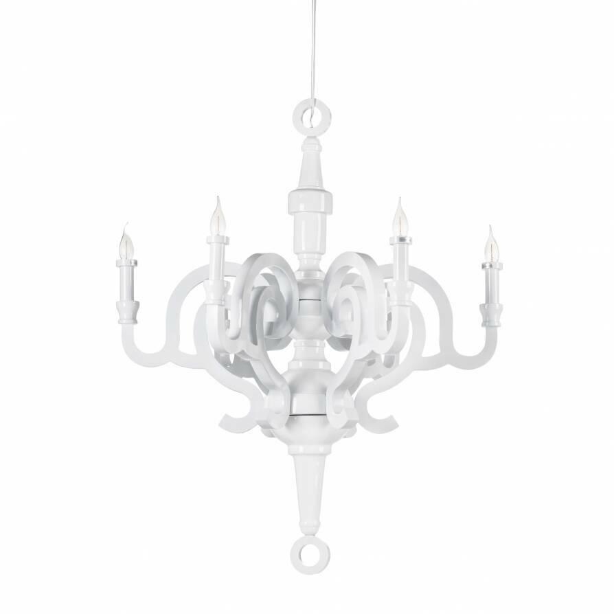 Подвесной светильник Allesley диаметр 70Подвесные<br>Дизайнерский подвесной светильник Allesley диаметр 70 – это красивейшее изделие в стиле винтаж и загадочной готики. Модель уникальна своим исполнением: за счет глянцевой поверхности, четких линий и стильных цветов изделие отлично впишется даже в самый современный интерьер.<br><br><br> Оригинальный подвесной светильник Allesley диаметр 70 привнесет разнообразие и шарм в самый роскошный интерьер. Он будет гармонично смотреться даже в минималистичной обстановке и легко станет ее интересной изюминко...<br><br>stock: 0<br>Высота: 74<br>Диаметр: 70<br>Количество ламп: 6<br>Материал арматуры: Дерево<br>Мощность лампы: 40<br>Ламп в комплекте: Нет<br>Тип лампы/цоколь: E14<br>Цвет арматуры: Белый