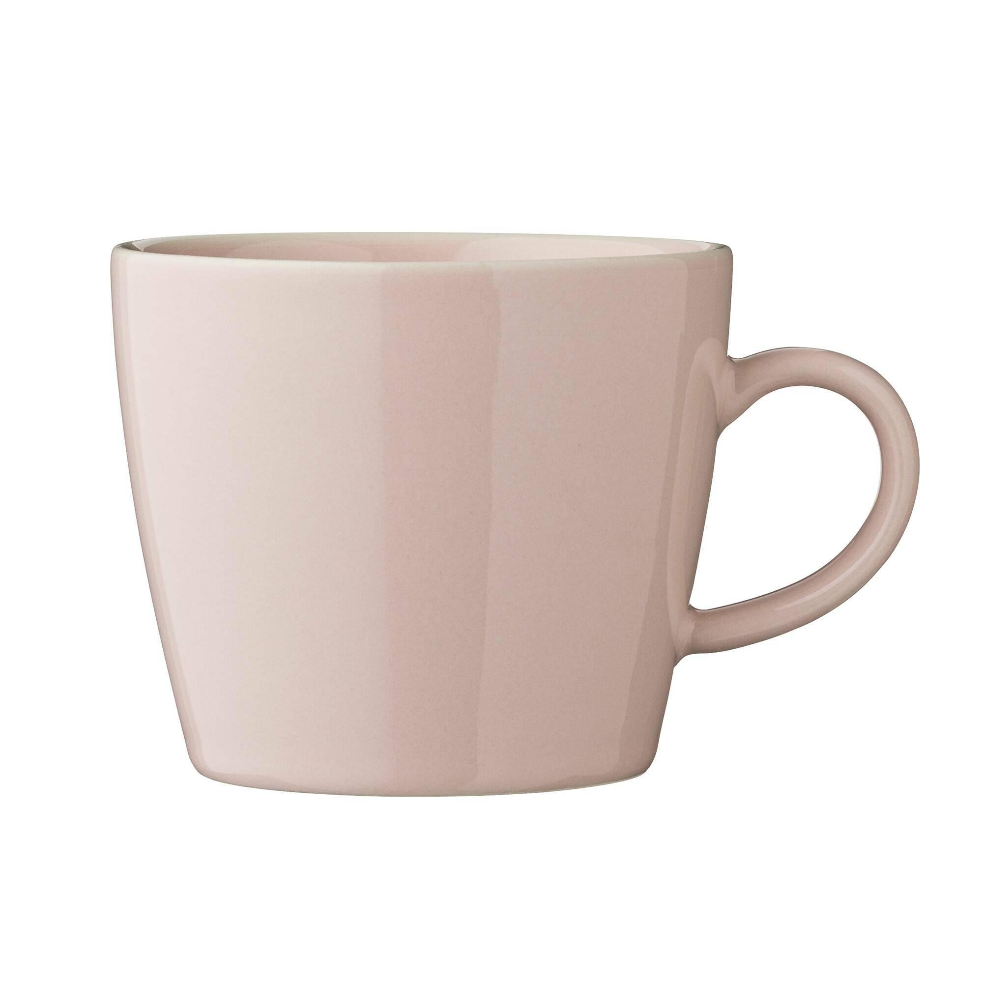 Купить Кружка Bloomingville розовая, Розовый, Керамика