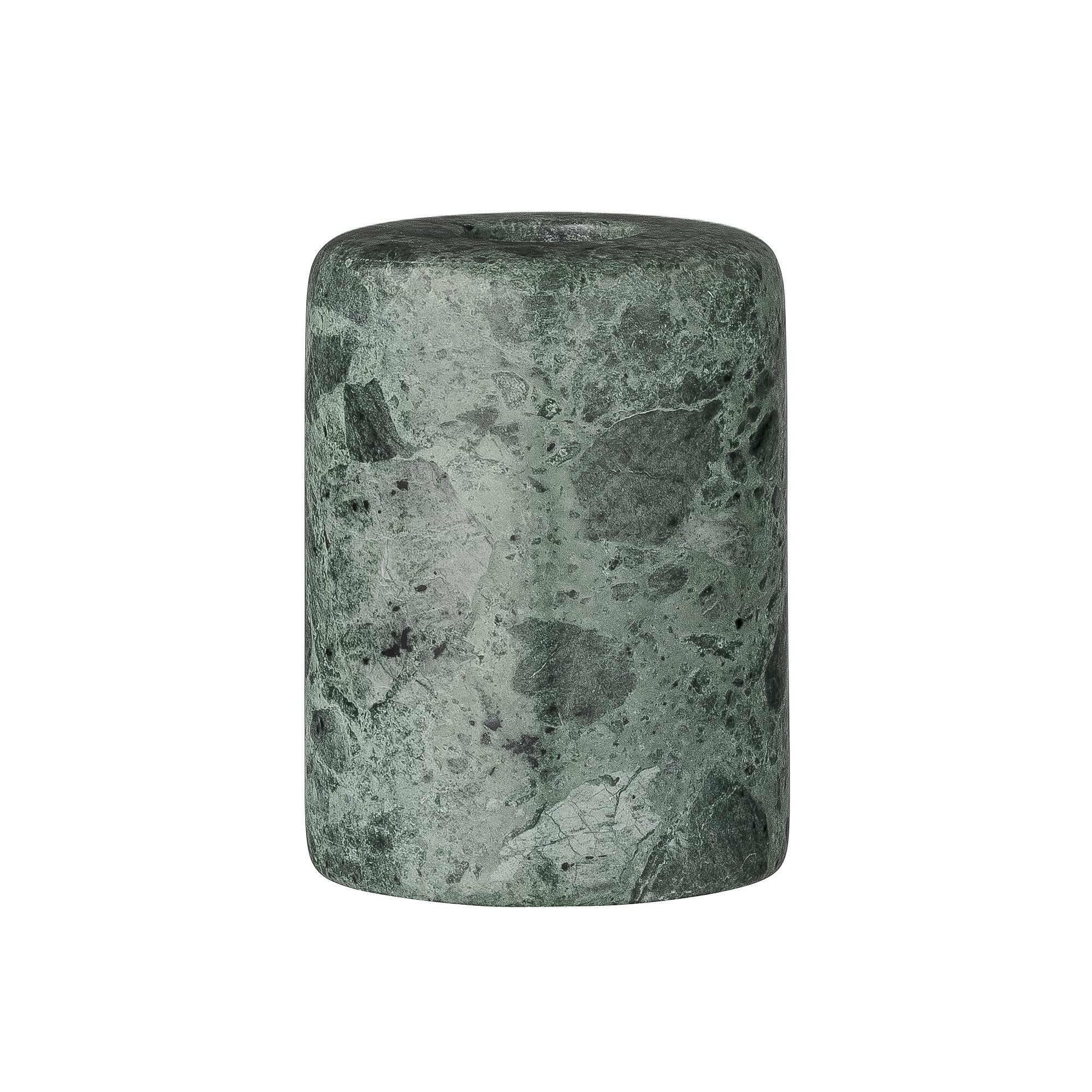 Подсвечник Green MarbleПодсвечники и свечи<br><br><br>stock: 2<br>Высота: 8<br>Материал: Мрамор<br>Цвет: Зеленый<br>Диаметр: 6