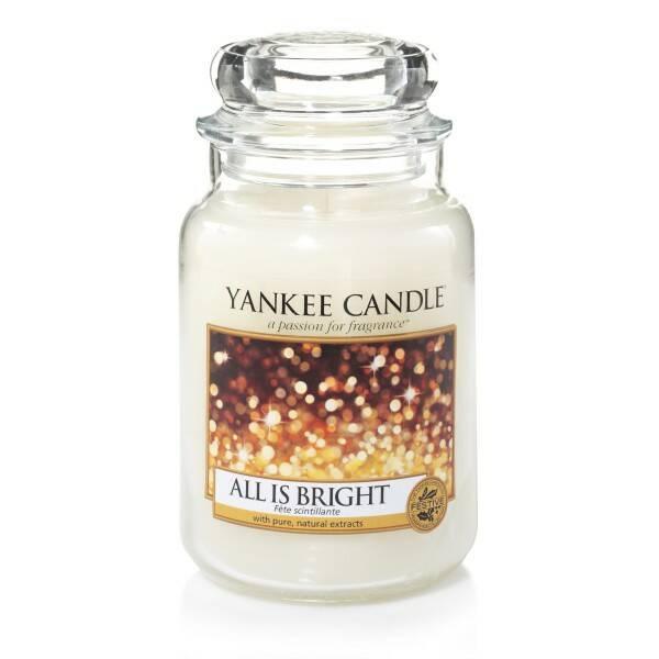 Свеча большая в стеклянной банке All Is Bright свеча большая в стеклянной банке dreamy summer night
