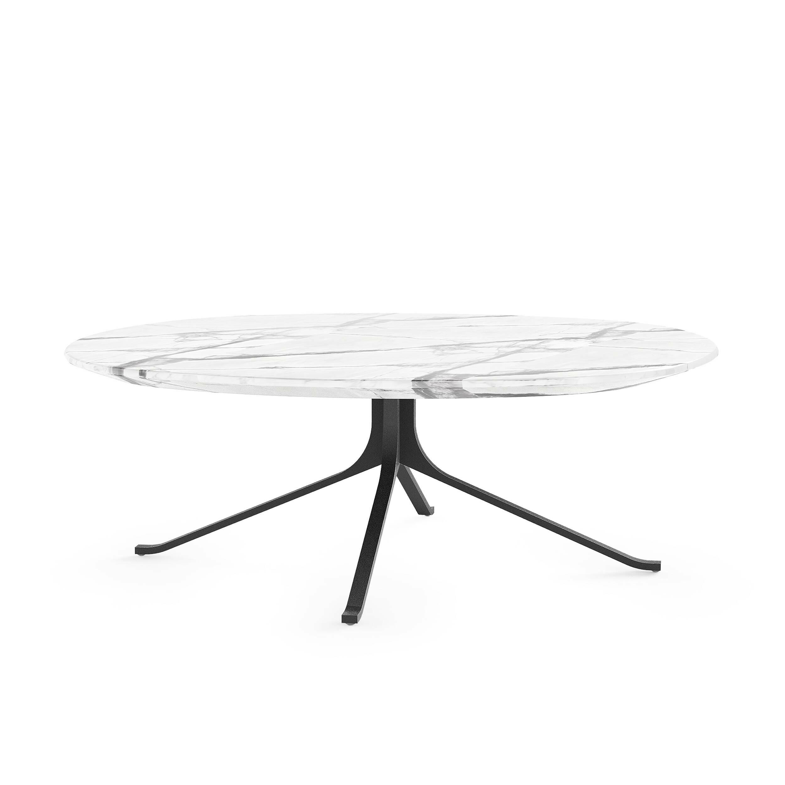 Кофейный стол Blink с каменной столешницей диаметр 108 кофейный стол morning