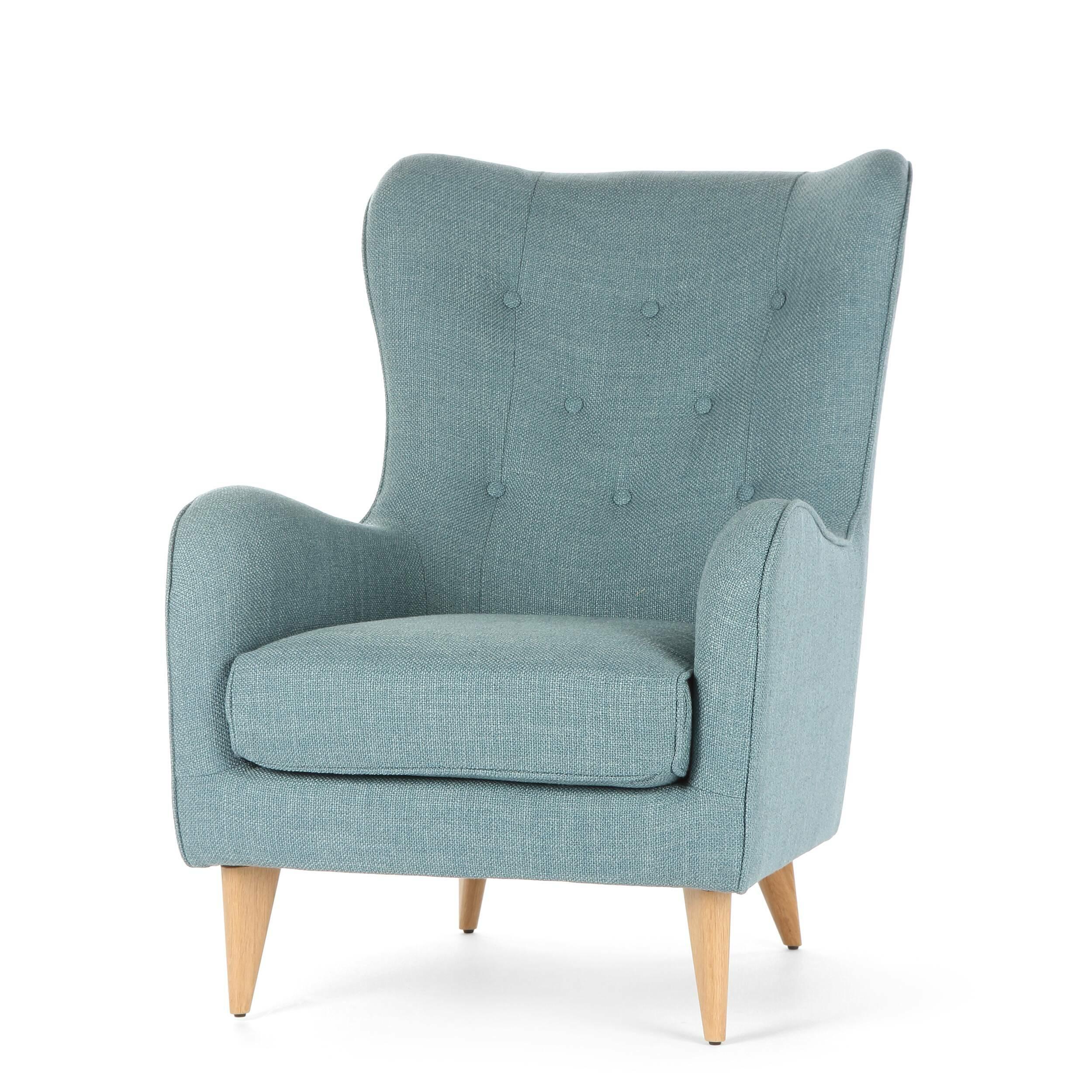 Кресло PolaИнтерьерные<br>Дизайнерское мягкое удобное кресло Pola (Пола) с тканевой обивкой от Sits (Ситс).<br><br><br> Дизайнеры компании Sits, чья мебель имеет выраженные шведские черты, не перестает радовать новыми моделями мягкой мебели. Изящные и невероятно удобные формы кресла Pola помогут вам расслабиться и отдохнуть даже в самый разгар трудового дня. На выбор имеется большое количество вариантов цветового исполнения обивки кресла, благодаря чему вы легко подберете именно то, что лучше всего подойдет вашей комнате...<br><br>stock: 0<br>Высота: 102<br>Высота сиденья: 45<br>Ширина: 77<br>Глубина: 96<br>Цвет ножек: Дуб<br>Материал ножек: Дерево<br>Материал обивки: Ткань<br>Материал пуговиц: Ткань<br>Цвет пуговиц: Бирюзовый<br>Цвет обивки: Бирюзовый