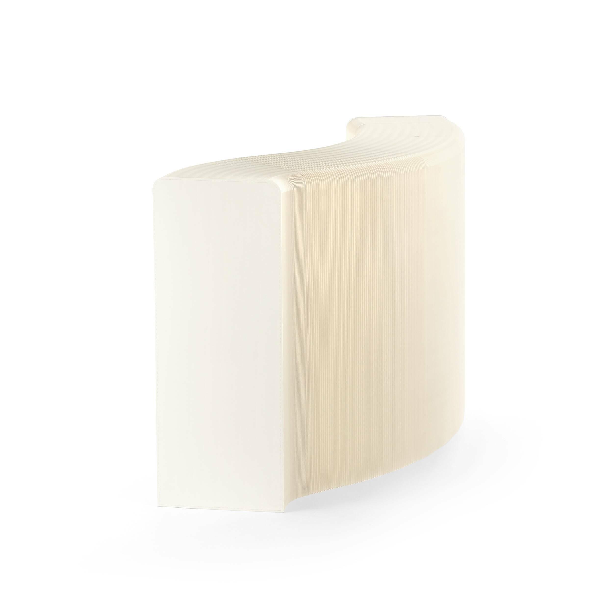 Полка бумажная 1104216Стеллажи<br><br><br>stock: 5<br>Высота: 110<br>Ширина: 42<br>Тип материала каркаса: Бумага<br>Цвет каркаса: Белый