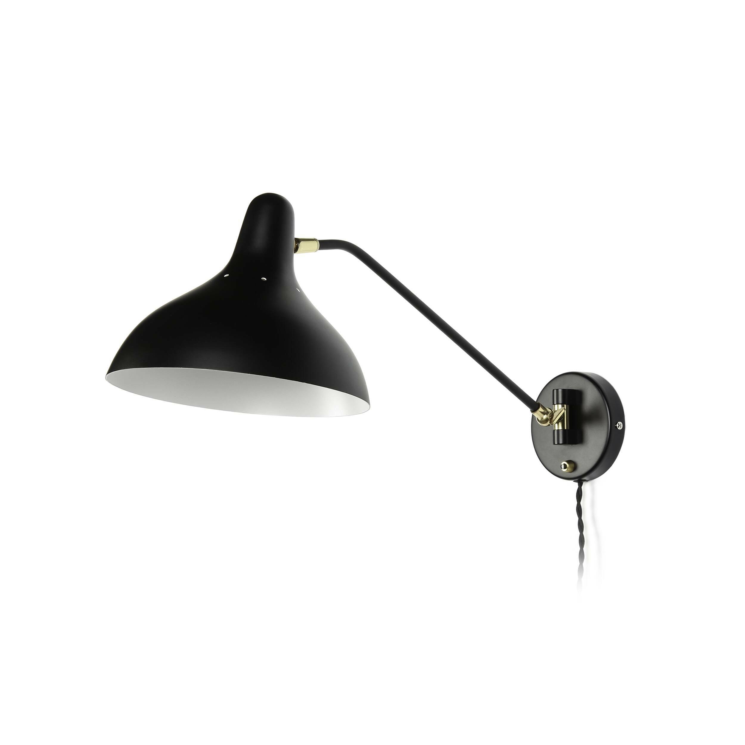 Настенный светильник EL088Настенные<br>Правильно подобранное освещение часто играет ключевую роль в создании нужной атмосферы в помещении. Особенно это касается современных направлений в оформлении интерьеров, где обычно много свободного пространства и требуется хорошее освещение. Настенный светильник Ogilvy в стиле лофт – это отличное решение для таких помещений.<br><br><br> Модель изготовлена из металла и выполнена в черном цвете – идеальный вариант для создания функционального, практичного и элегантного интерьера. Такое изделие ...<br><br>stock: 20<br>Высота: 28<br>Диаметр: 50<br>Материал арматуры: Металл<br>Цвет арматуры: Черный