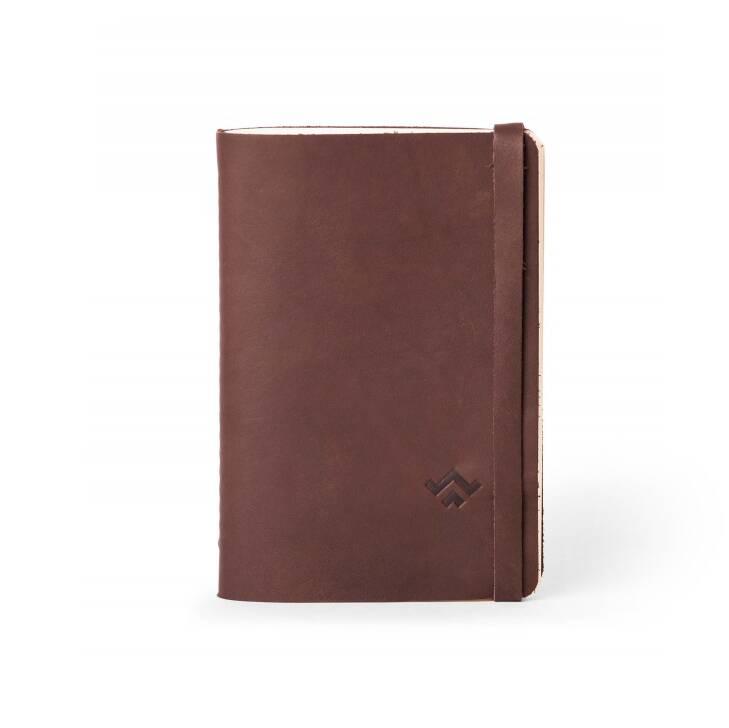 Купить Блокнот Mekong, коричневый, Long River, Коричневый, Кожа