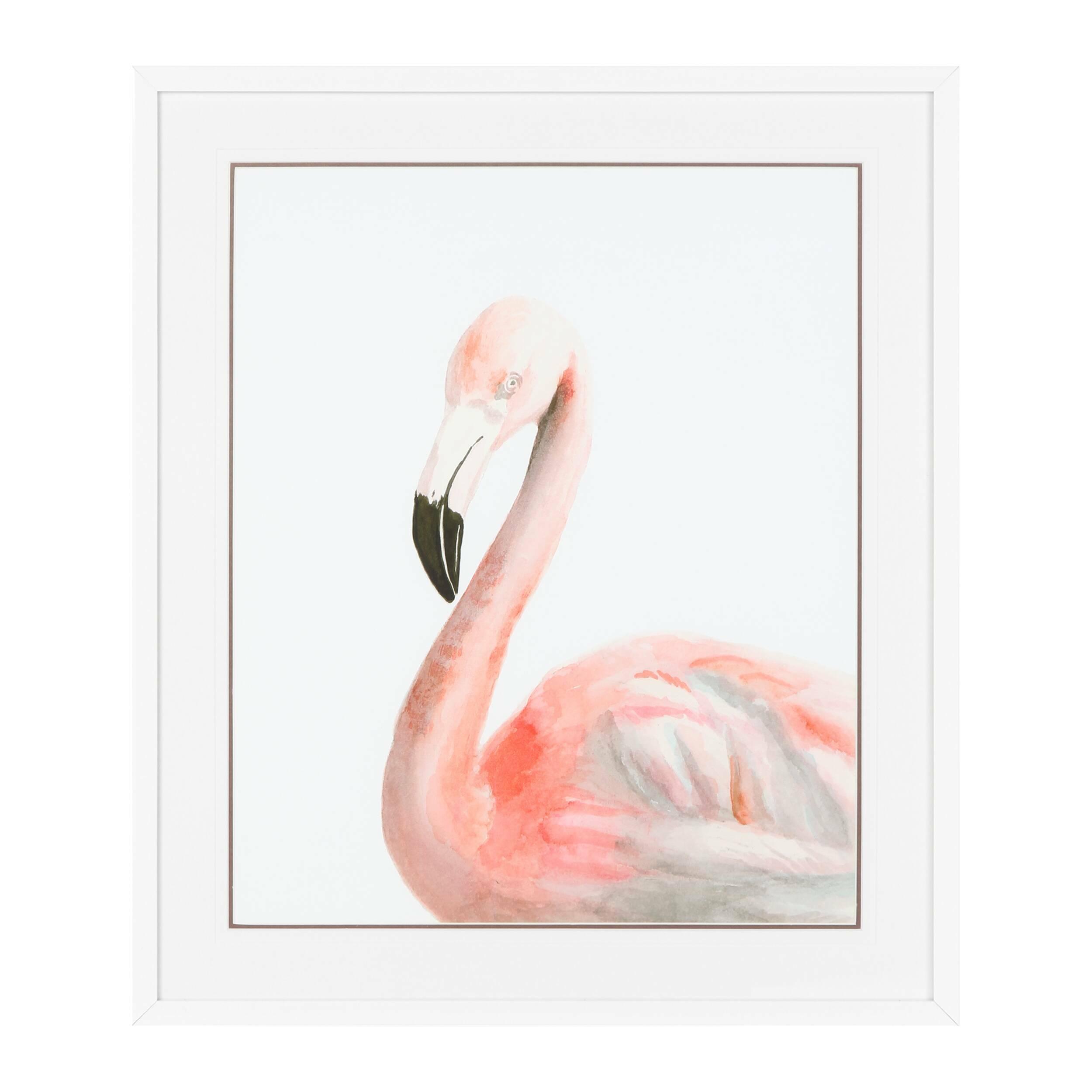 Постер Flamingo