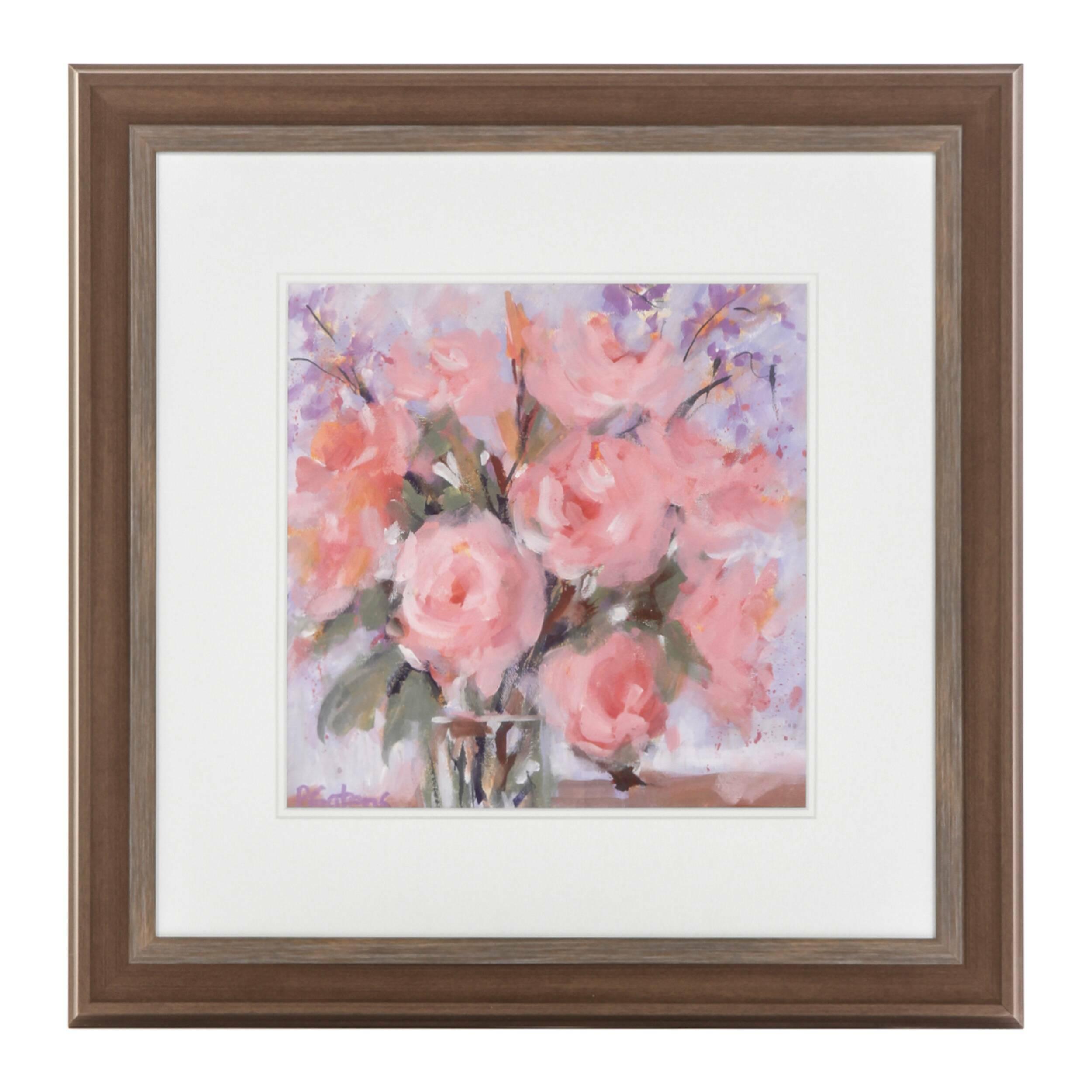 Постер Roses in Pink