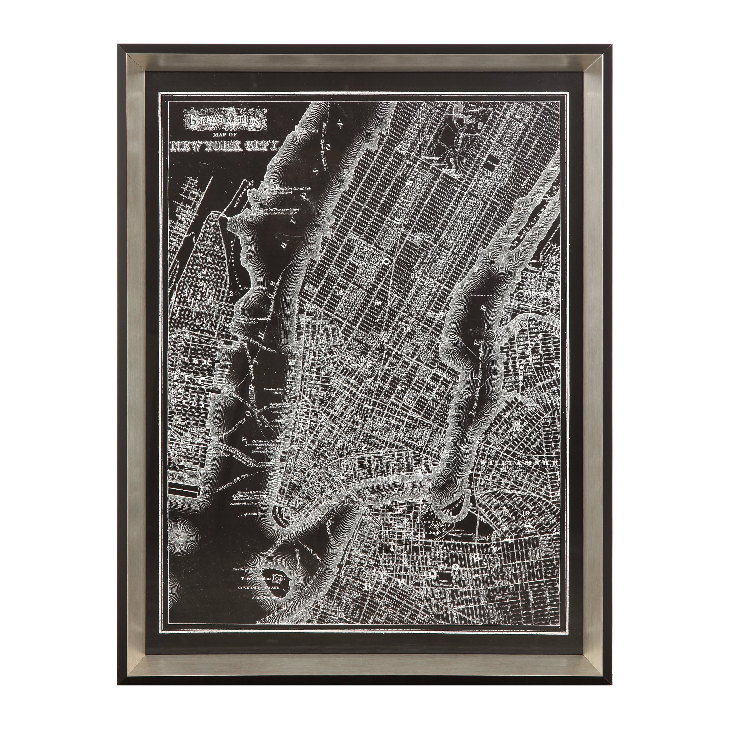 где купить Постер New York City по лучшей цене