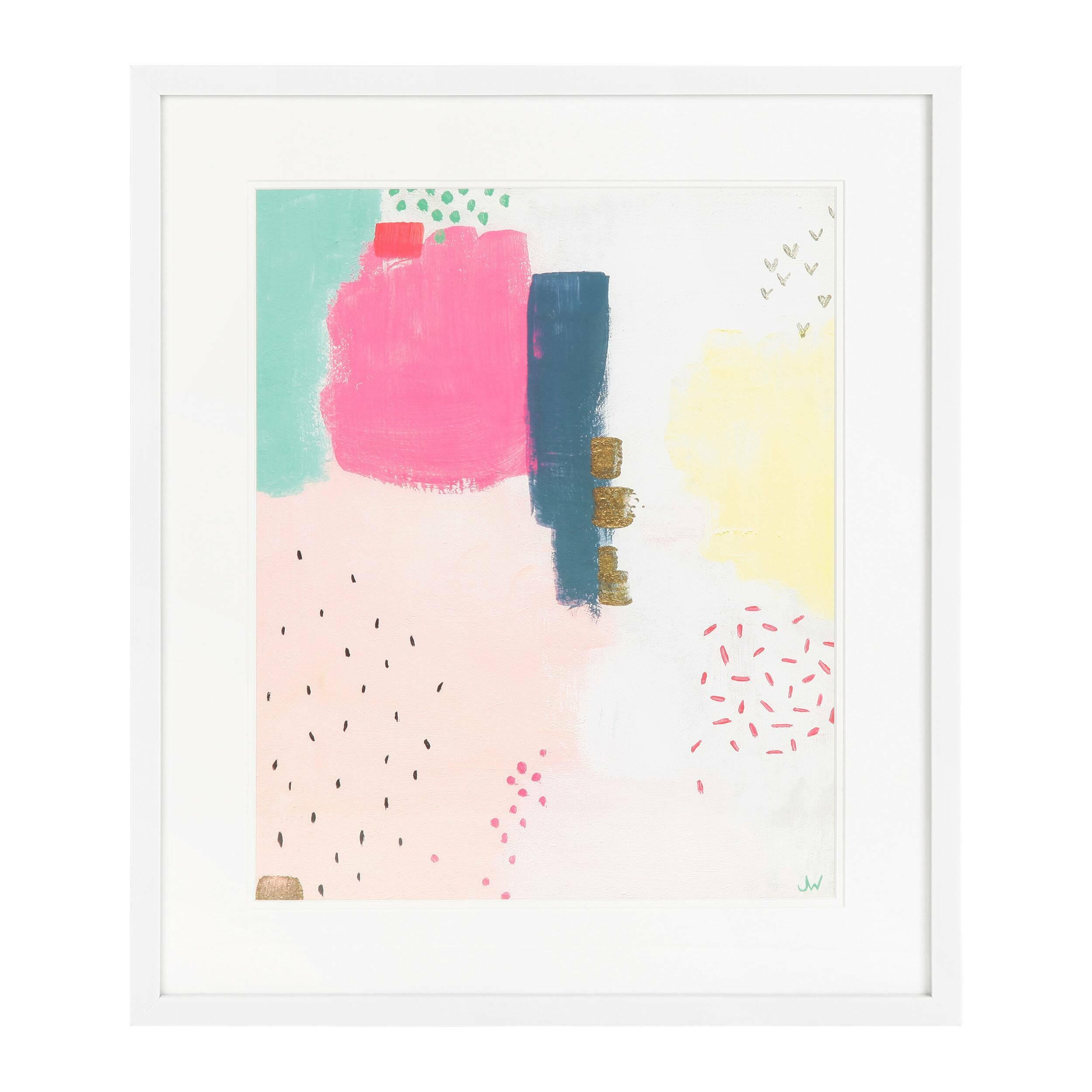 Постер Dots and SpeckleКартины<br>Абстракционизм приобрел небывалую популярность среди дизайнеров всего мира – и неудивительно, ведь с помощью таких изображений можно придать помещению совершенно уникальный вид и неповторимую атмосферу. Дизайнерский постер Dots and Speckle (Дотс энд Спекл) придаст помещению индивидуальность и современный стиль, а оригинальное исполнение будет дарить вашим домочадцам и гостям отличное настроение.<br><br><br> Dots and Speckle в переводе с английского означает «точки и пятна». Абстракция оформлена...<br><br>stock: 11<br>Ширина: 55,8<br>Цвет: Разноцветный<br>Длина: 65,8