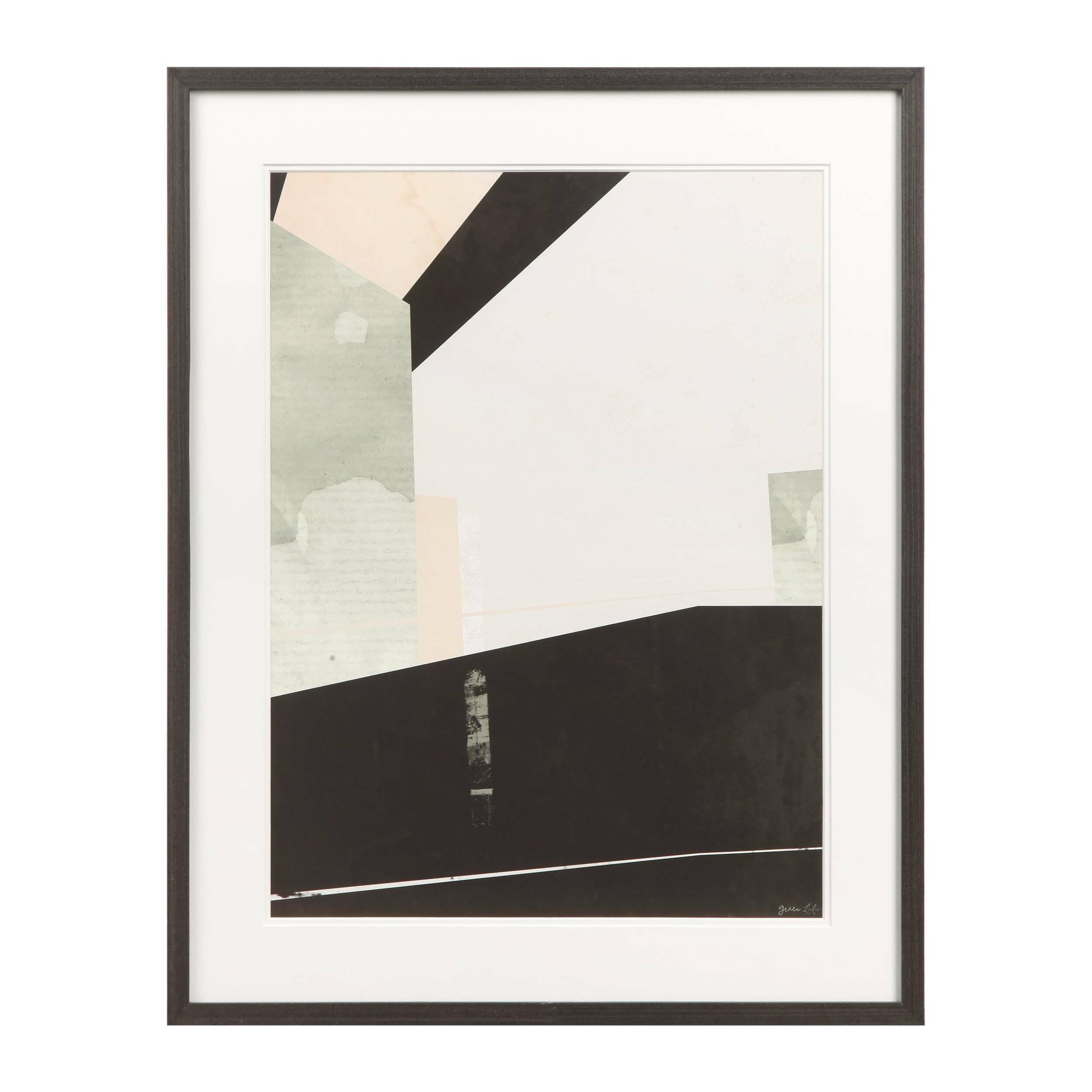 Постер Sacred BalanceКартины<br><br><br>stock: 5<br>Ширина: 60,6<br>Цвет: Черный<br>Длина: 76,6<br>Цвет дополнительный: Белый