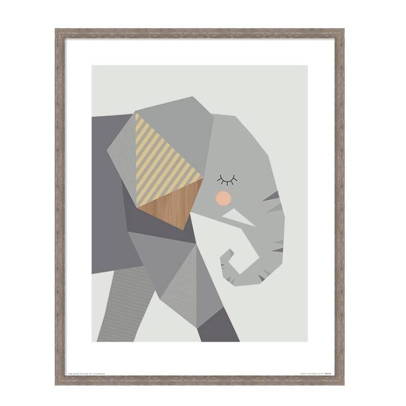 Постер Elephant