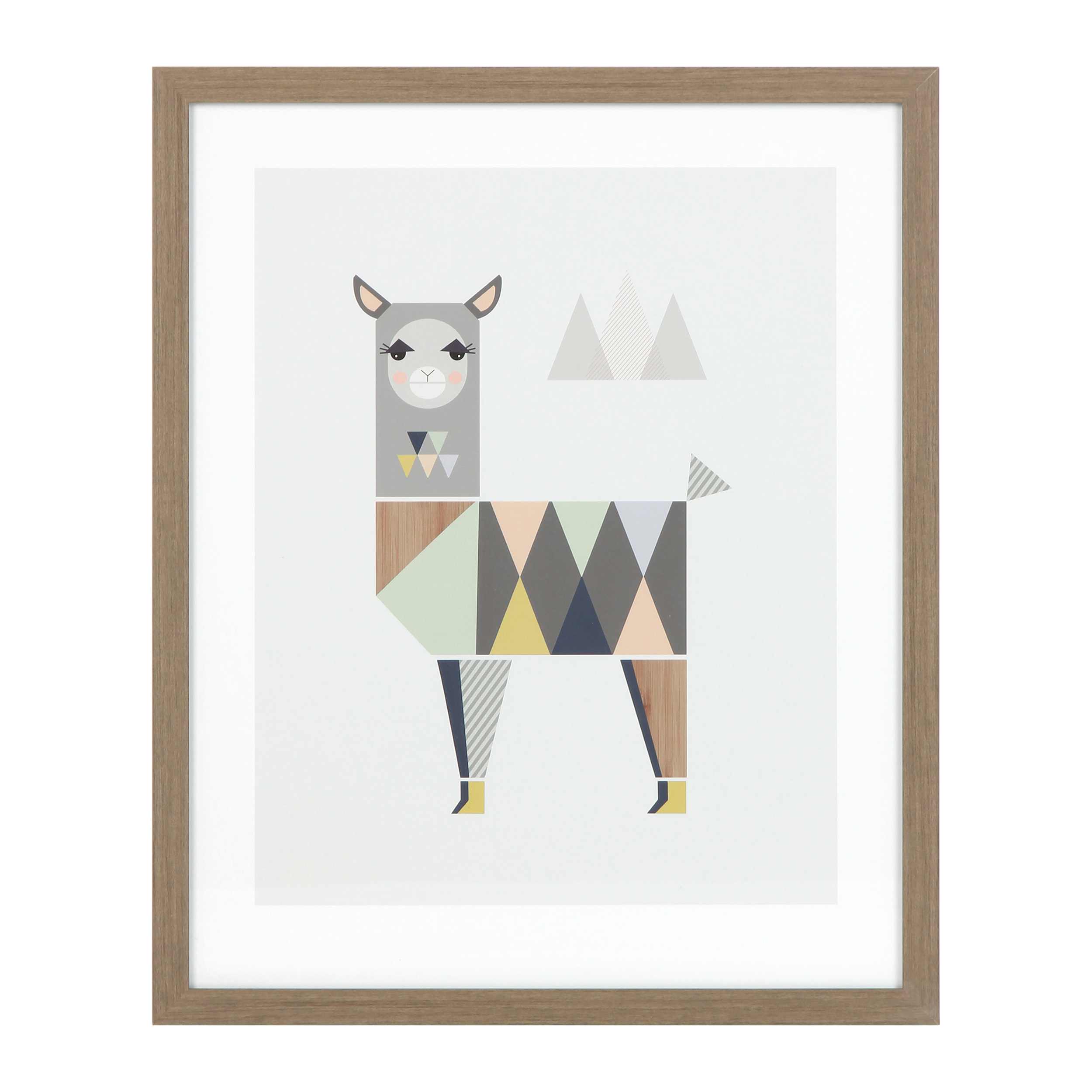 Постер Llama llama llama sand and sun