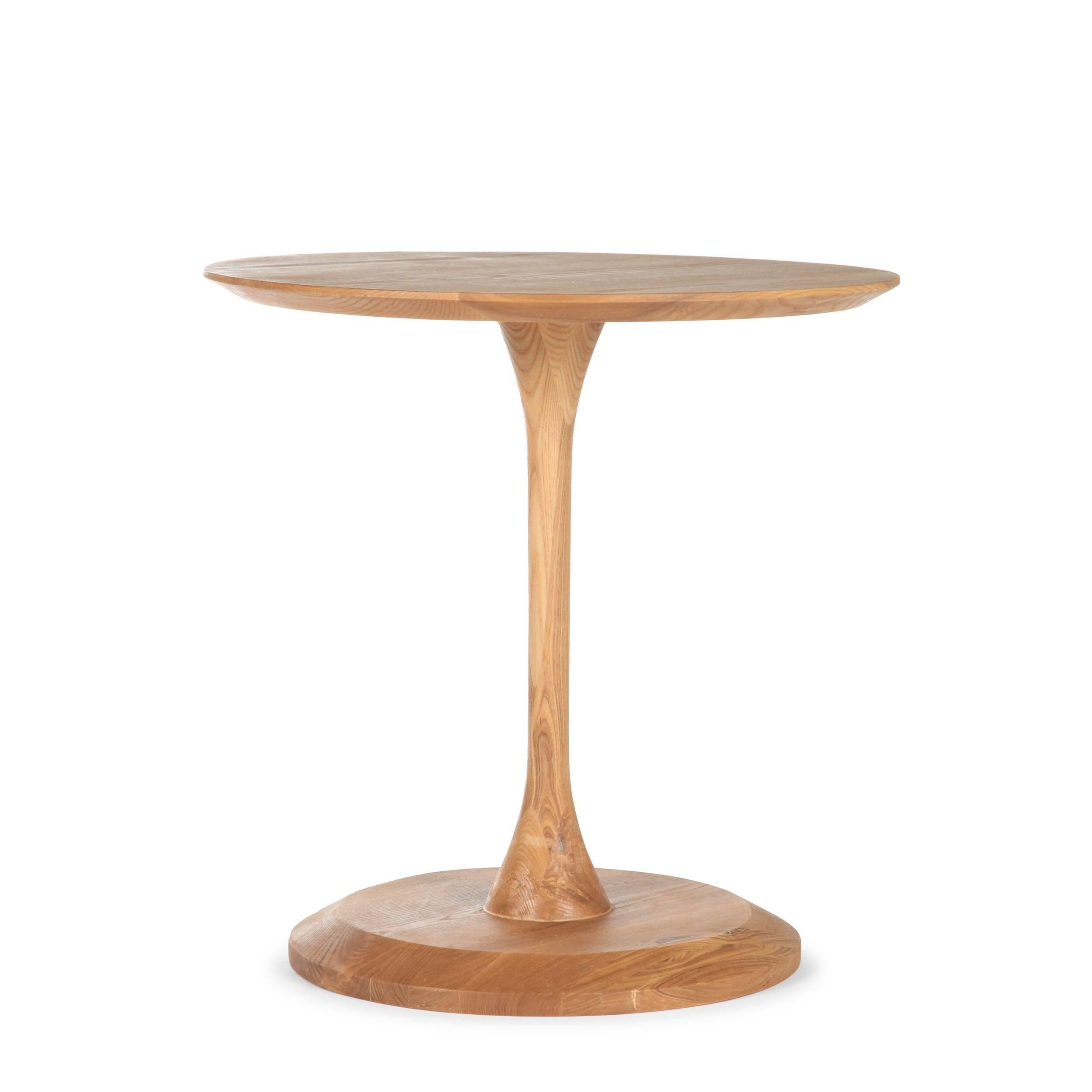 Кофейный стол NativeКофейные столики<br>В попытках создать по-настоящему стильный интерьер совсем не нужно прибегать к использованию броской мебели и аксессуаров. В этом деле главную роль играют минимум деталей и натуральные материалы. <br> <br> Уникальность кофейного стола Native заключена в его простоте. Всего три элемента из натурального массива ивы, мастерство столяра, и перед вами полноценный дизайн — ни отнять, ни прибавить!<br><br>stock: 1<br>Высота: 56<br>Ширина: 53<br>Длина: 53<br>Материал каркаса: Массив ивы<br>Тип материала каркаса: Дерево<br>Цвет каркаса: Коричневый