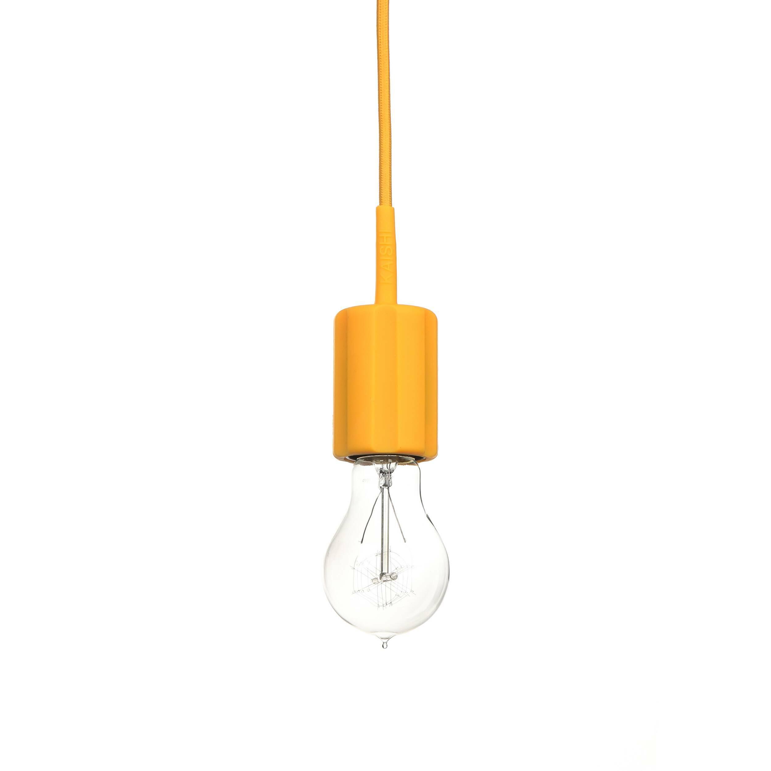 Подвесной светильник Sala, оранжевый
