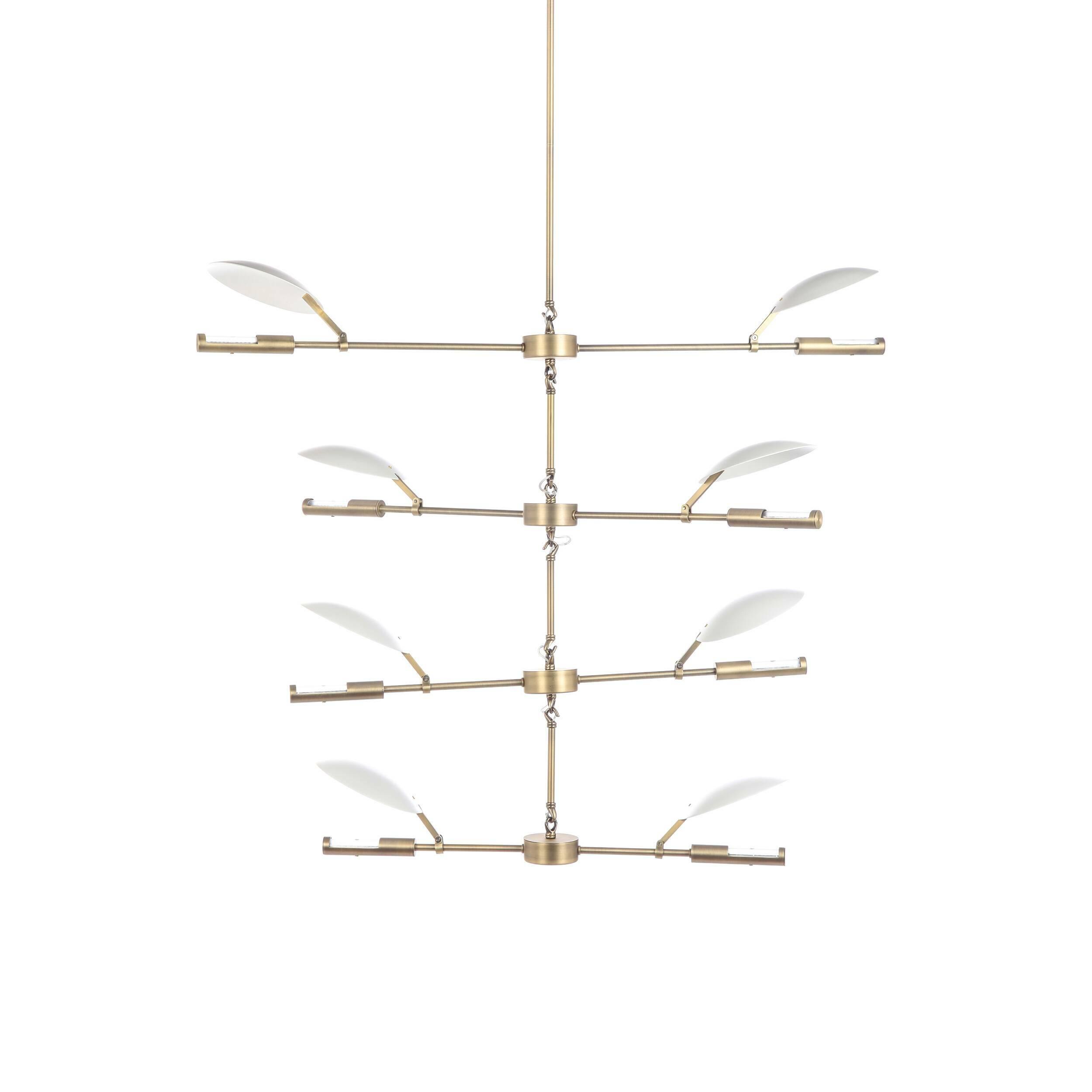 Подвесной светильник Harwell, 8 ламп
