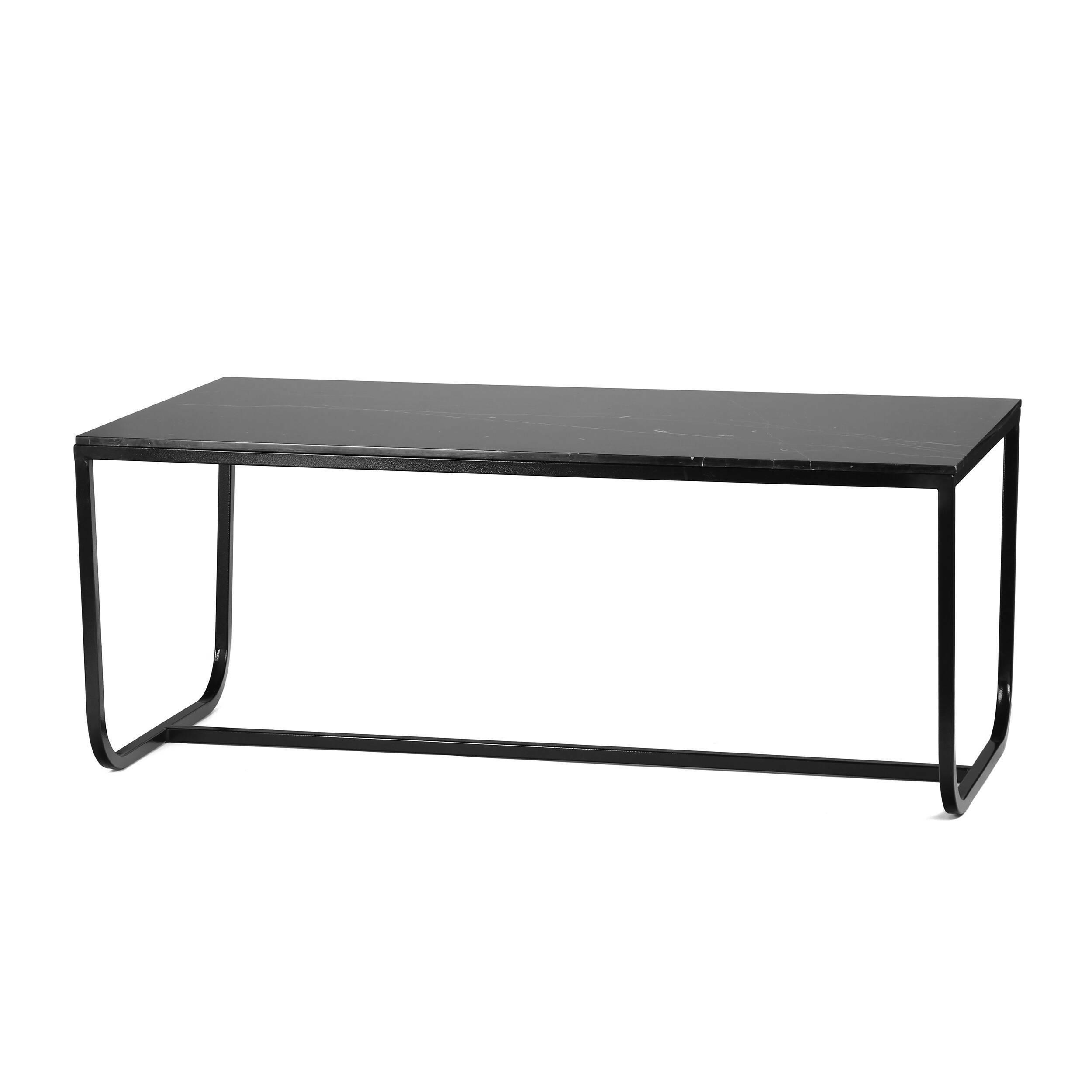 Обеденный стол Nordic черный