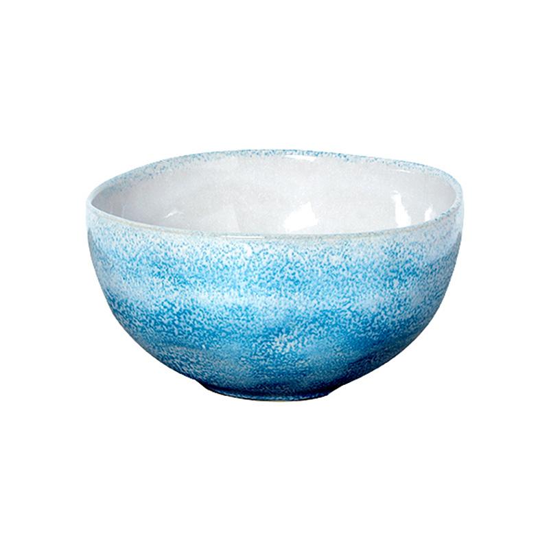 Салатник FALASSARNA (DTC079)Посуда<br>Артикул: DTC079. К созданию салатника FALASSARNA приложил руку настоящий волшебник, окунув его нижнюю часть в небесное озеро. Божественная синь в кухонном интерьере – романтическое настроение, мечты, планы на будущее. Дизайн: DaTerra, Португалия.<br><br>stock: 29<br>Высота: 8<br>Материал: Керамика<br>Цвет: Синий<br>Размер: None<br>Диаметр: 16<br>Страна происхождения: Португалия