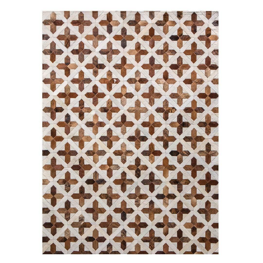 Ковер PositiviaКовры<br>Mosaic Rug – это уникальный английский бренд, который занимается производством высококачественных ковров из коровьих шкур на основе из искусственной кожи. Дизайнеры создают из этого необычного материала настоящие шедевры. Каждое изделие шьется вручную с помощью современных швейных машин. Ковры отличаются яркой индивидуальностью и характером, каждый обладает интересными сочетаниями цветовых оттенков, паттернов, рисунков и узоров. Все этапы производства находятся под тщательным контролем опы...<br><br>stock: 0<br>Ширина: 120<br>Материал: Коровья шкура<br>Цвет: Разноцветный<br>Длина: 180<br>Состав основы: Кожа искусственная