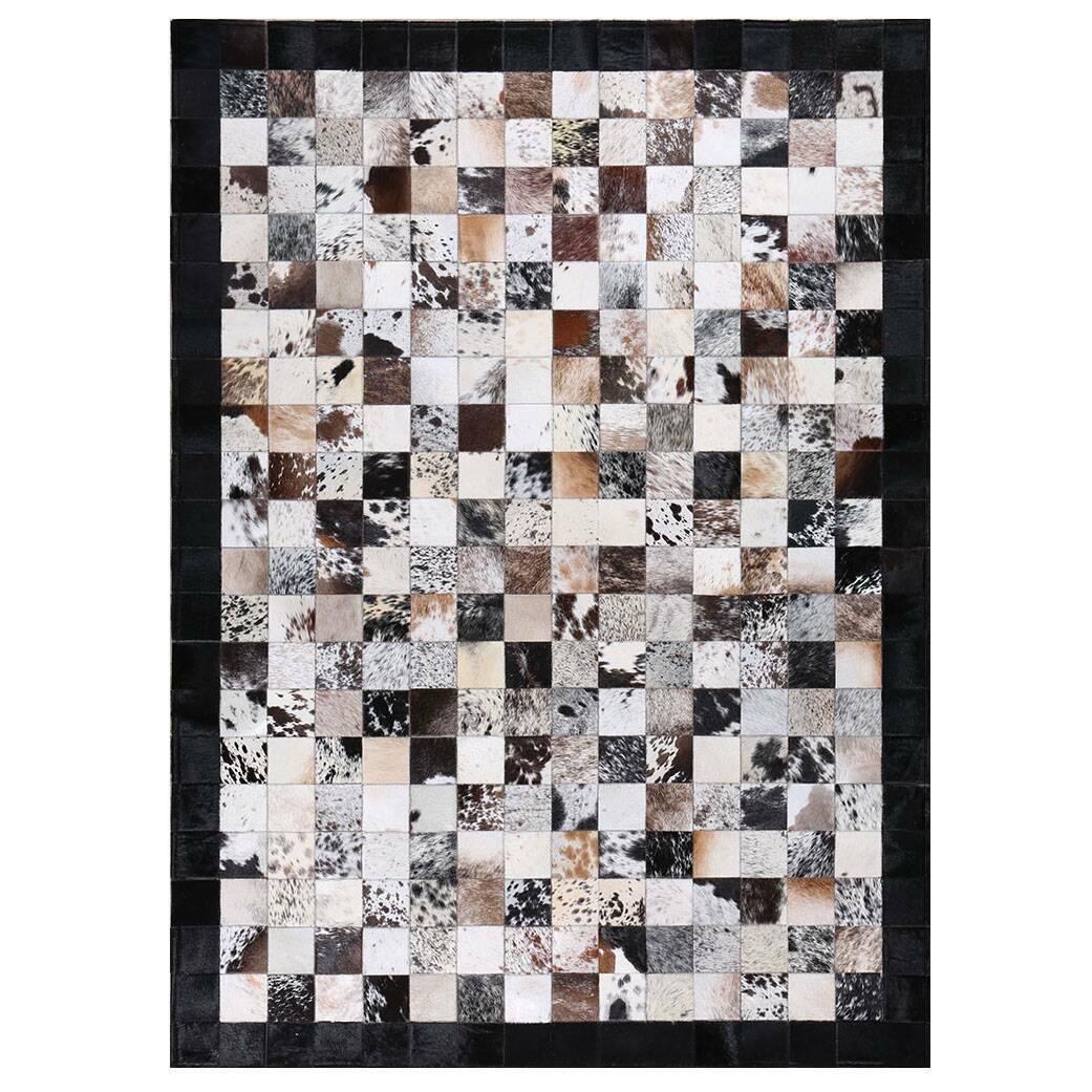 Ковер AlpineКовры<br>Mosaic Rug – это уникальный английский бренд, который занимается производством высококачественных ковров из коровьих шкур на основе из искусственной кожи. Дизайнеры создают из этого необычного материала настоящие шедевры. Каждое изделие шьется вручную с помощью современных швейных машин. Ковры отличаются яркой индивидуальностью и характером, каждый обладает интересными сочетаниями цветовых оттенков, паттернов, рисунков и узоров. Все этапы производства находятся под тщательным контролем опы...<br><br>stock: 0<br>Ширина: 120<br>Материал: Коровья шкура<br>Цвет: Разноцветный<br>Длина: 180<br>Состав основы: Кожа искусственная