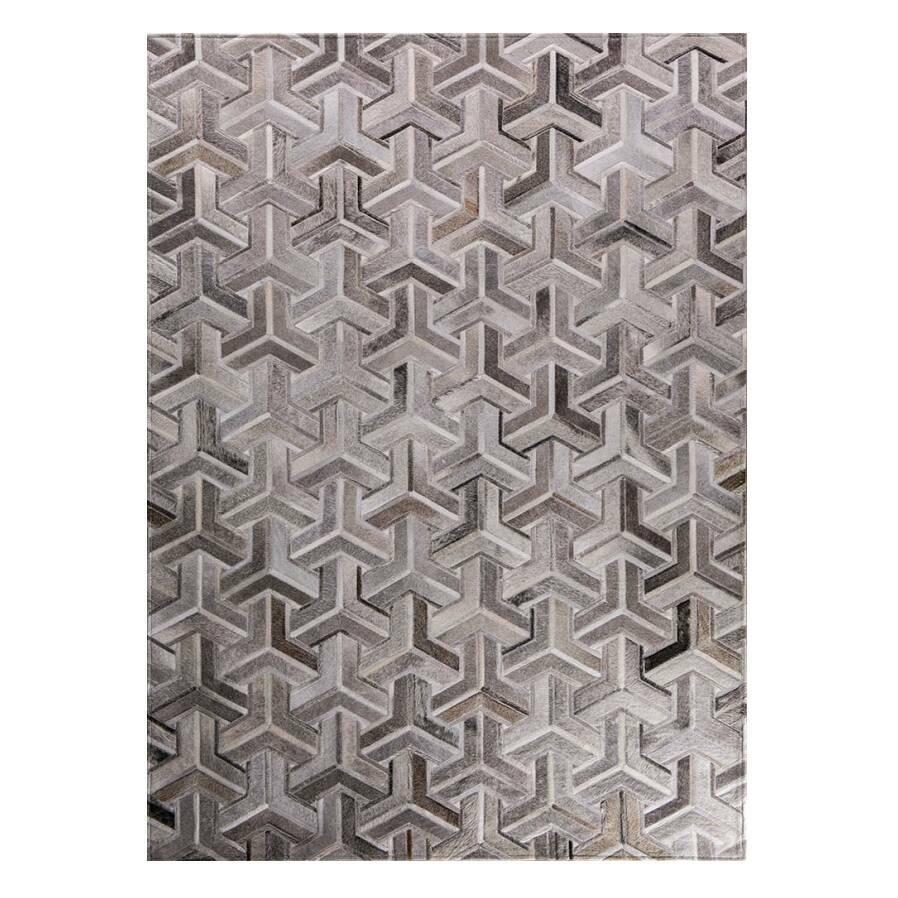 Ковер InterlockКовры<br>Mosaic Rug – это уникальный английский бренд, который занимается производством высококачественных ковров из коровьих шкур на основе из искусственной кожи. Дизайнеры создают из этого необычного материала настоящие шедевры. Каждое изделие шьется вручную с помощью современных швейных машин. Ковры отличаются яркой индивидуальностью и характером, каждый обладает интересными сочетаниями цветовых оттенков, паттернов, рисунков и узоров. Все этапы производства находятся под тщательным контролем опы...<br><br>stock: 0<br>Ширина: 120<br>Материал: Коровья шкура<br>Цвет: Серый<br>Длина: 180<br>Состав основы: Кожа искусственная