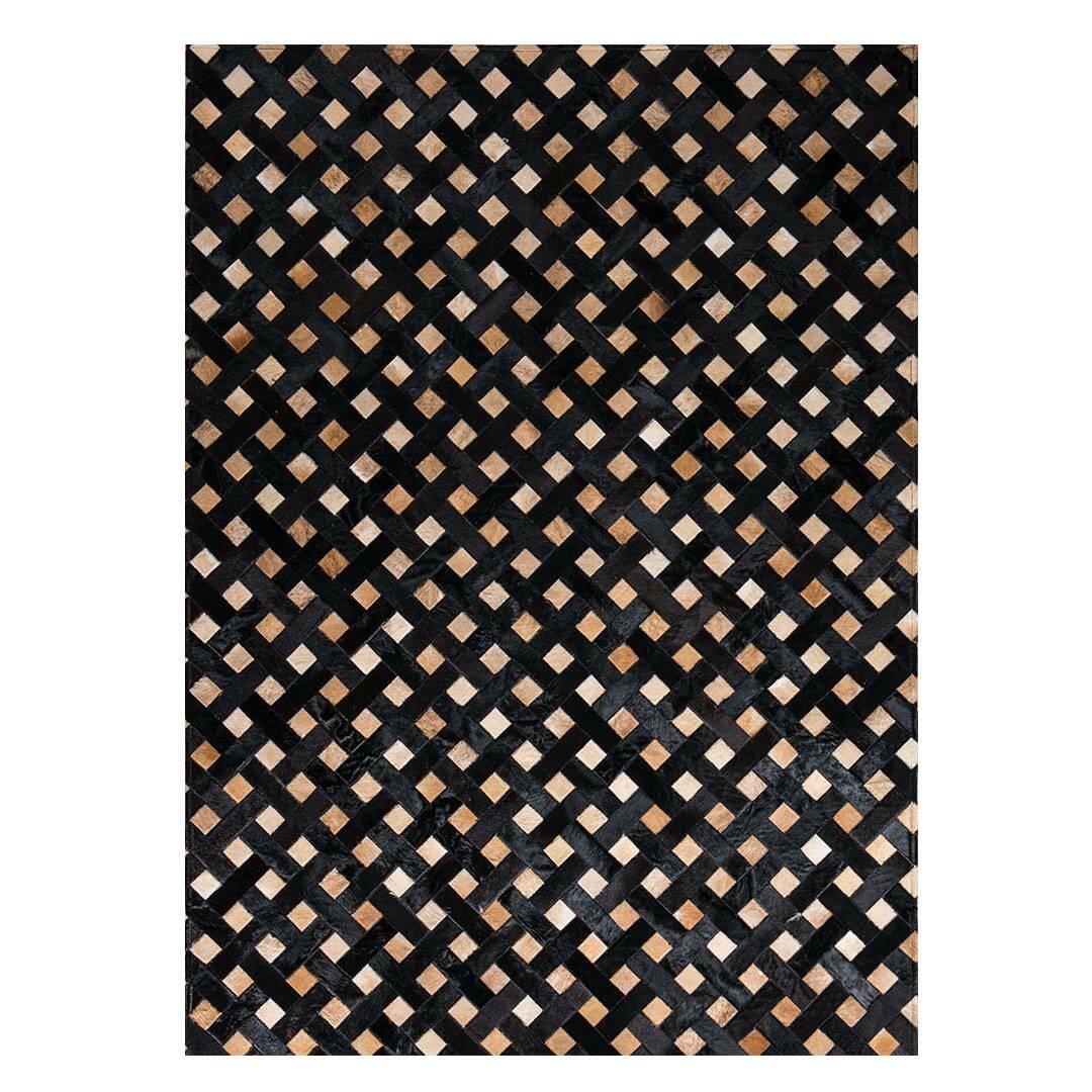Ковер Dark WeaveКовры<br>Mosaic Rug – это уникальный английский бренд, который занимается производством высококачественных ковров из коровьих шкур на основе из искусственной кожи. Дизайнеры создают из этого необычного материала настоящие шедевры. Каждое изделие шьется вручную с помощью современных швейных машин. Ковры отличаются яркой индивидуальностью и характером, каждый обладает интересными сочетаниями цветовых оттенков, паттернов, рисунков и узоров. Все этапы производства находятся под тщательным контролем опы...<br><br>stock: 0<br>Ширина: 120<br>Материал: Коровья шкура<br>Цвет: Разноцветный<br>Длина: 180<br>Состав основы: Кожа искусственная