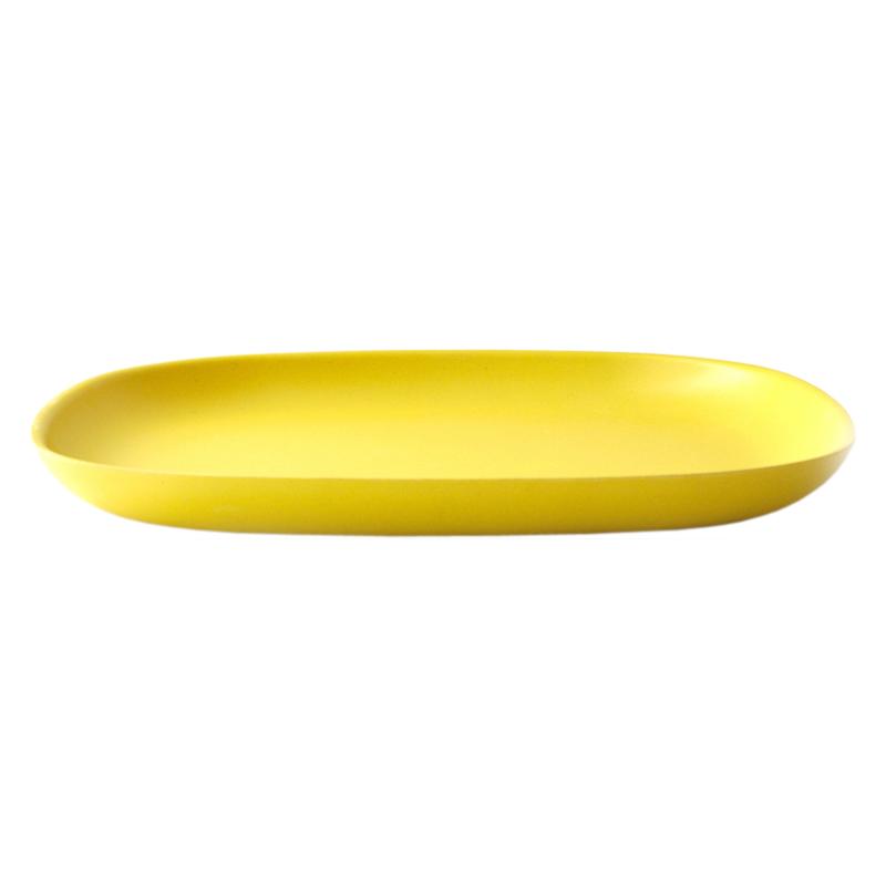 Блюдо GUSTO (08729)Посуда<br>Артикул: 08729. Блюдо GUSTO придется по душе любителям экостиля и тем, кто заботится о своем здоровье. Изготовленное из экологически чистого материала на основе бамбука и пищевого меламина, оно идеально подойдет для подачи на стол мясных, рыбных или овощных блюд. Соберите свой столовый сервиз, подобрав к блюду GUSTO салатники, тарелки и стаканы из этой же серии. Большое квадратное блюдо со скругленными углами и плоским дном станет верным помощником хозяйки, и поможет продемонстрировать ее кул...<br><br>stock: 29<br>Высота: 2<br>Ширина: 28<br>Материал: бамбук, пищевой меламин<br>Цвет: Желтый<br>Размер: 2 x 28 x 28<br>Длина: 28<br>Страна происхождения: Франция