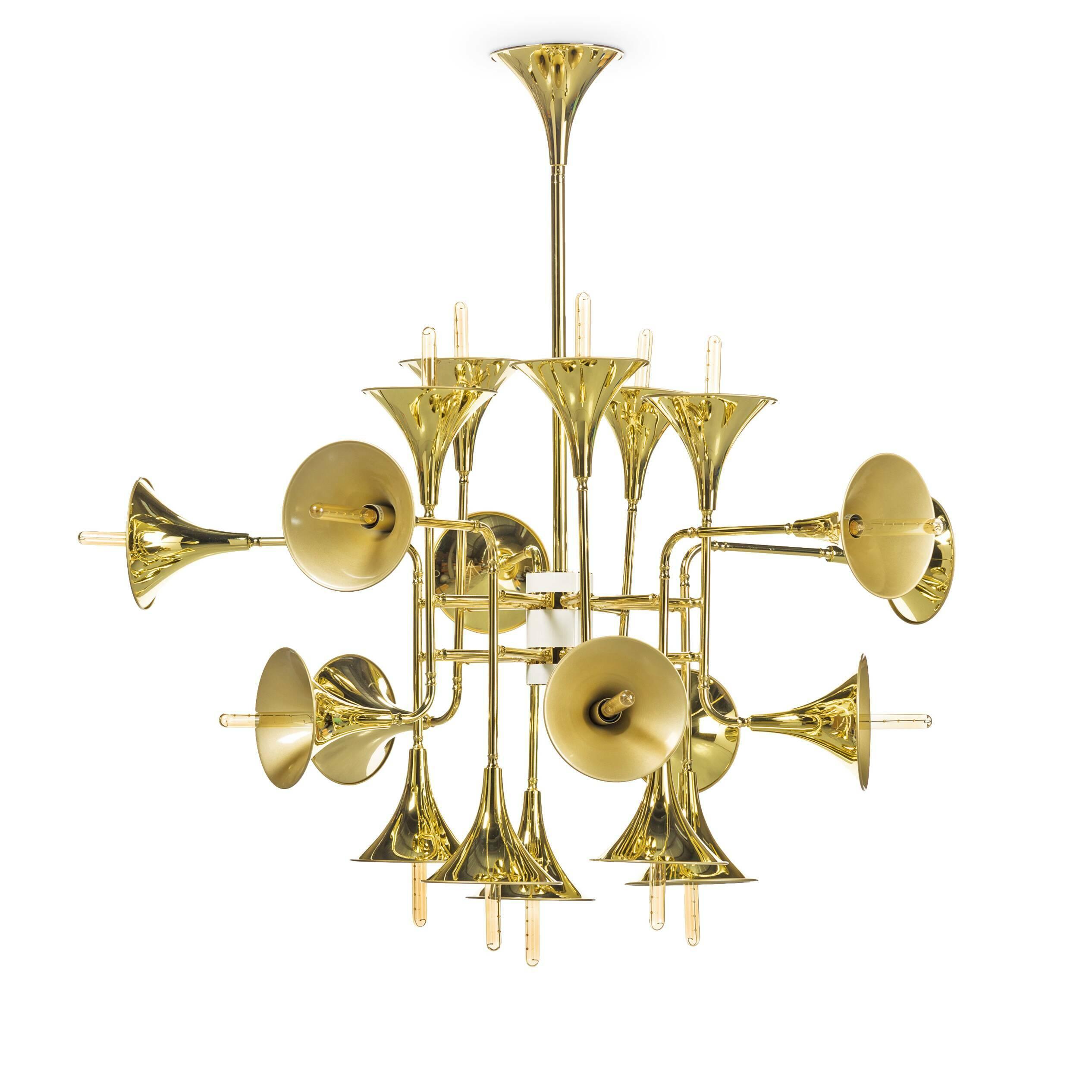 Подвесной светильник Botti 20 ламп