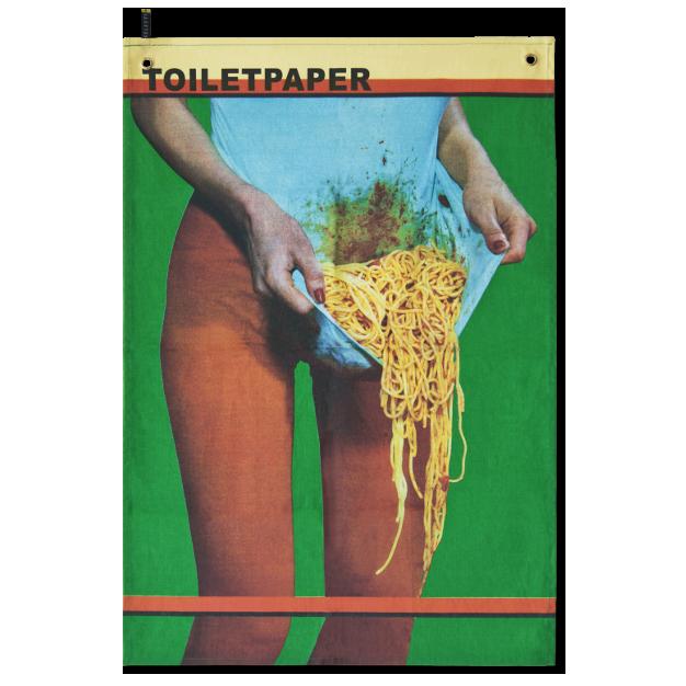 Полотенце PastaРазное<br>Мебель и декор от эксцентричных дизайнеров компании Seletti всегда отличаются крайней степенью броскости. Сложно представить стул или диван этого бренда с серенькой неприметной обивочкой — в меру удобный, в меру скромный. Одной из смелых жемчужин среди коллекций Seletti — кухонная утварь Toiletpaper, названная в честь одноименного журнала, основанного в 2010 году художником Маурицио Кателланом и фотографом Пьерпауло Феррари. За время существования издания огромное количество изображений из жу...<br><br>stock: 0<br>Ширина: 65<br>Материал: Ткань<br>Цвет: Разноцветный/Colorful<br>Длина: 45