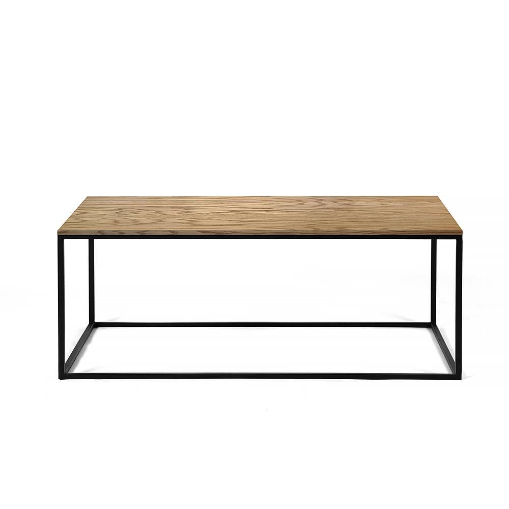Журнальный стол Lingard black темный дуб журнальный стол lingard black светлый дуб