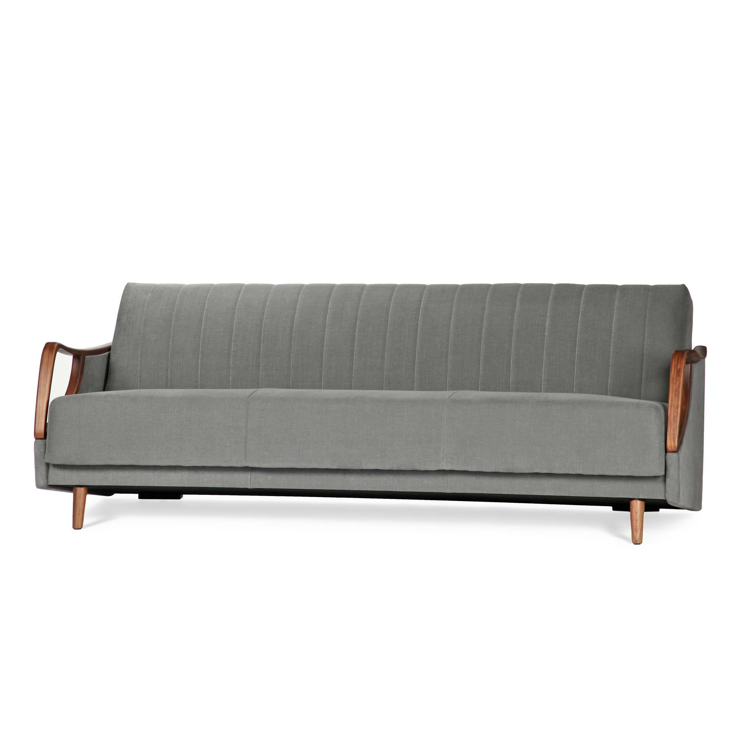 Диван EssexРаскладные<br>Дизайнерский удобный диван Essex (Иссекс) с обивкой из хлопка и льна с деревянным каркасом от Cosmo (Космо).Классический диван и ничего лишнего — все это о диване Essex от компании Cosmo. Большие залы, уютные столичные гостиные, просторные гостиничные фойе и офисы престижных компаний... Где бы ни находился  оригинальный диван Essex, везде царит атмосфера красоты и уюта.<br> <br> Строгие, но плавные формы дивана удовлетворят любого, даже очень взыскательного любителя классической мебели. Экологичн...<br><br>stock: 1<br>Высота: 74,2<br>Глубина: 88<br>Длина: 211,7<br>Материал каркаса: Массив ореха<br>Материал обивки: Хлопок, Лен<br>Тип материала каркаса: Дерево<br>Коллекция ткани: Ray Fabric<br>Тип материала обивки: Ткань<br>Цвет обивки: Серый<br>Цвет каркаса: Орех