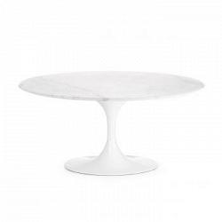 Кофейный стол Tulip Stone овальный