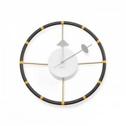 Часы Steering Wheel настенные