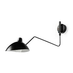 Настенный светильник Sconce Mouille 1 лампа 2